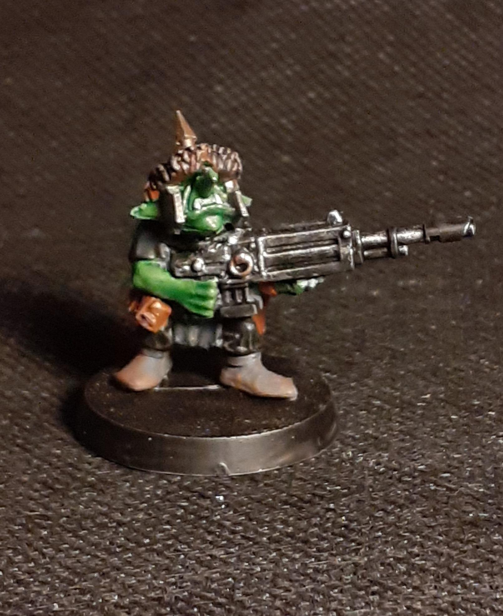 Gretchin, Grot /gretchins Conversion, Grots, Orks