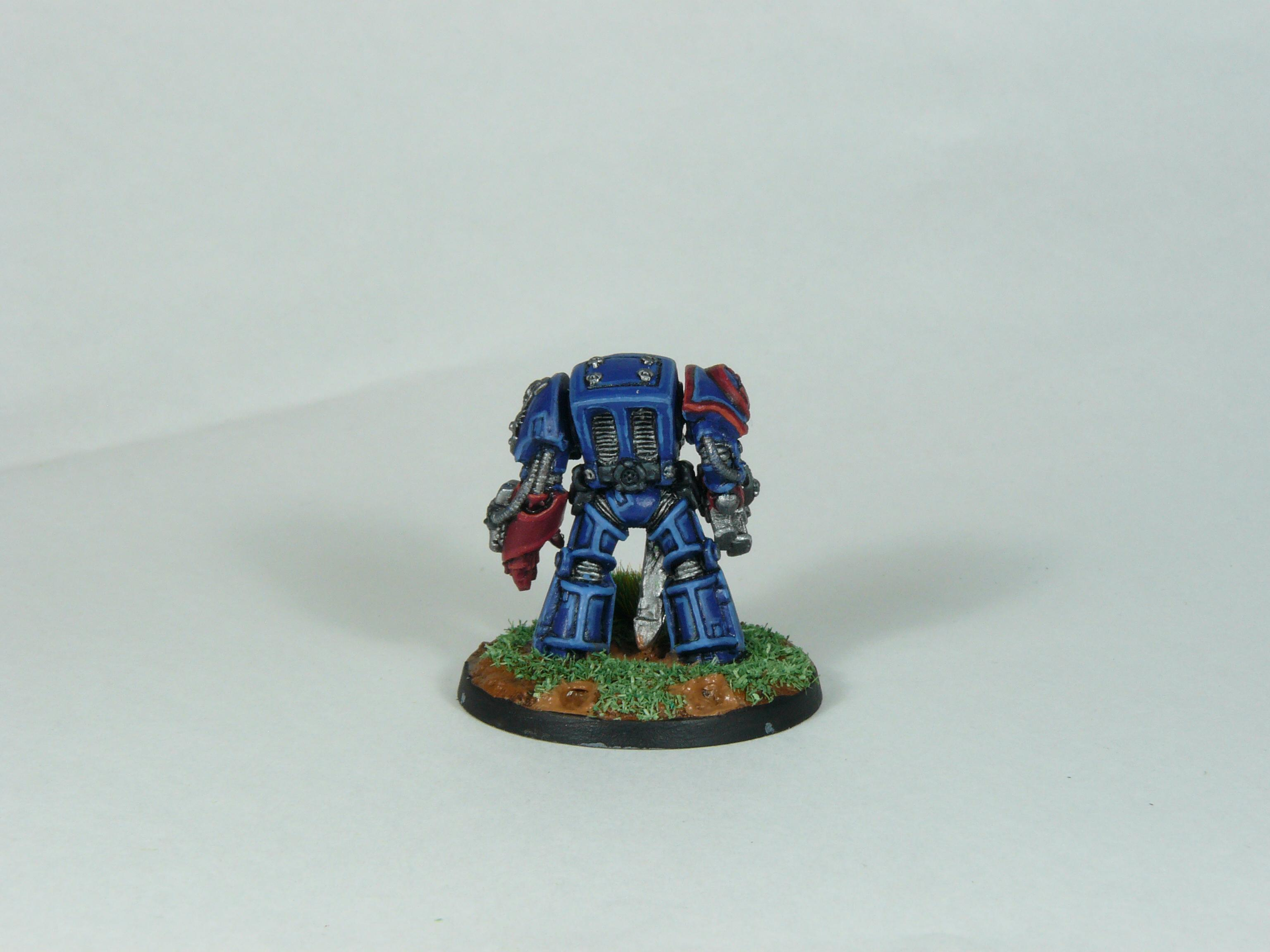 Captain, Rogue Trader, Rtb9, Space Marines, Terminator Armor, Warhammer 40,000