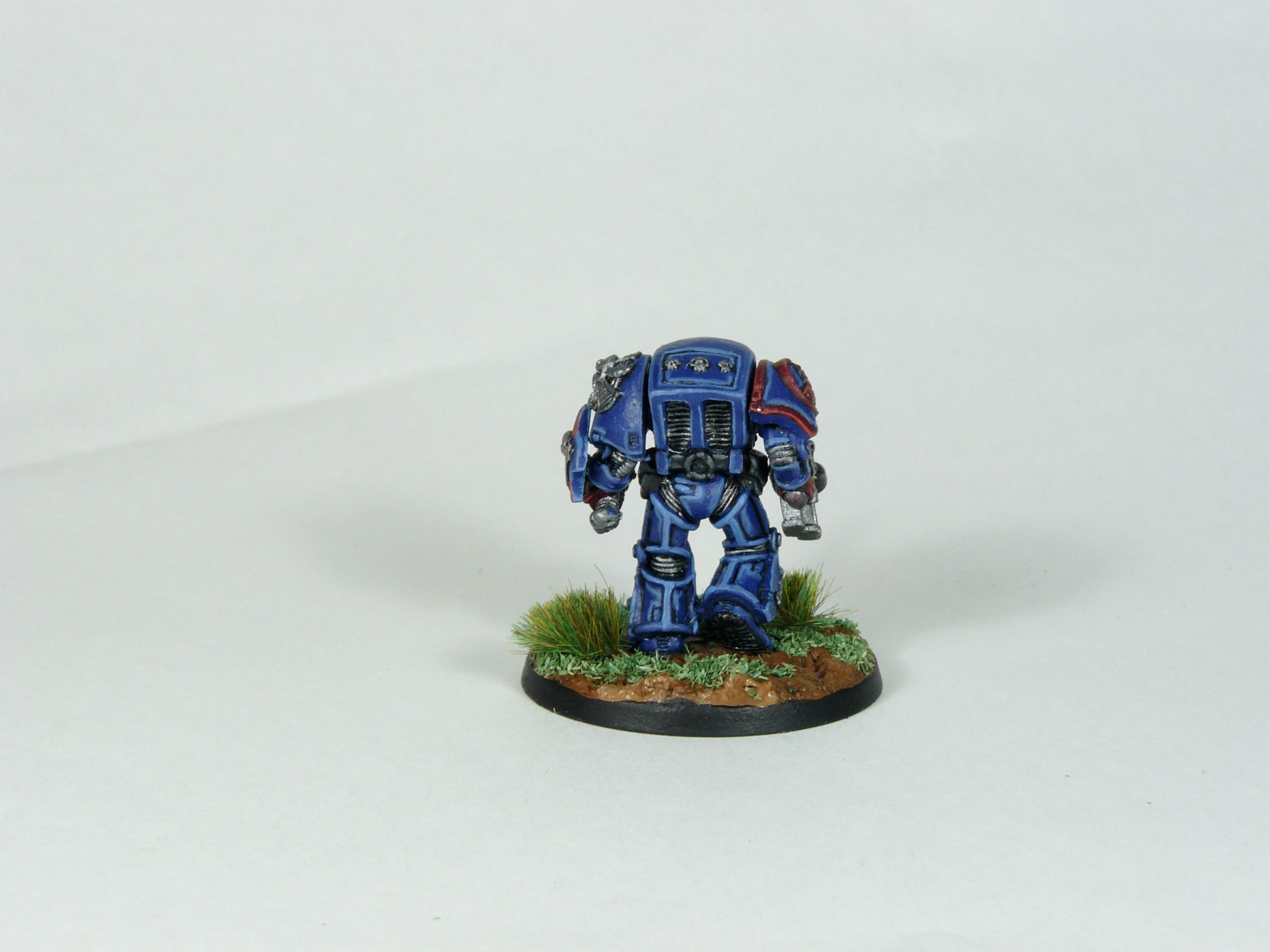 Librarian, Rogue Trader, Rtb9, Space Marines, Terminator Armor, Warhammer 40,000