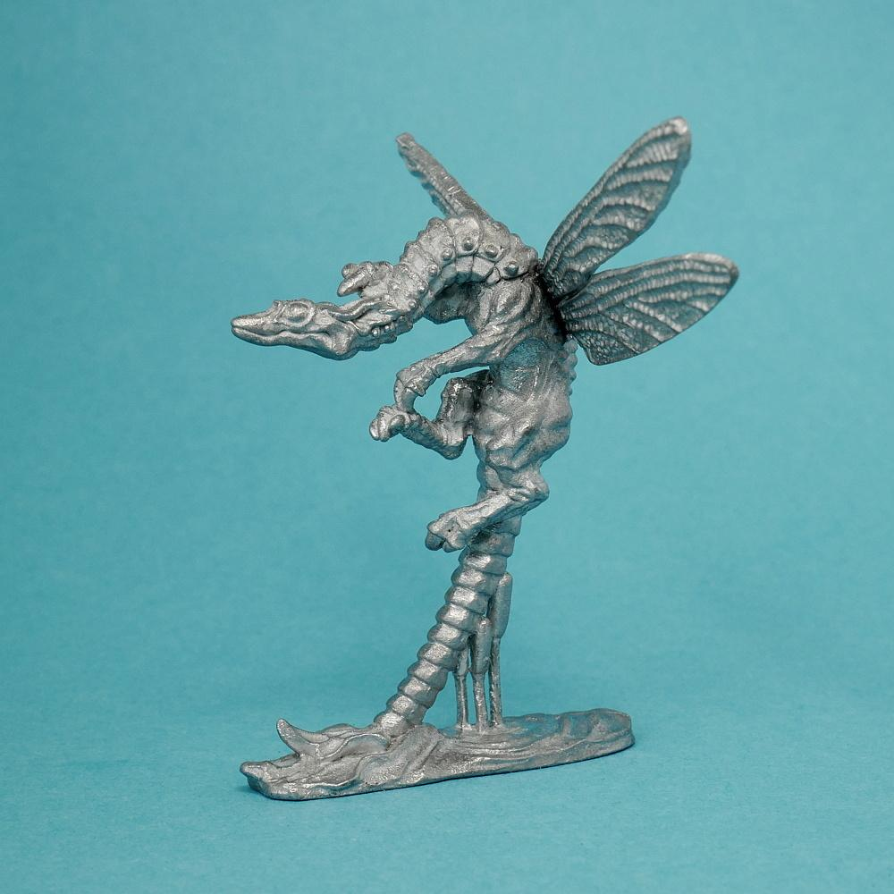 Dragon, Grenadier, Grenadier Miniatures, John Dennett, Pond Dragon