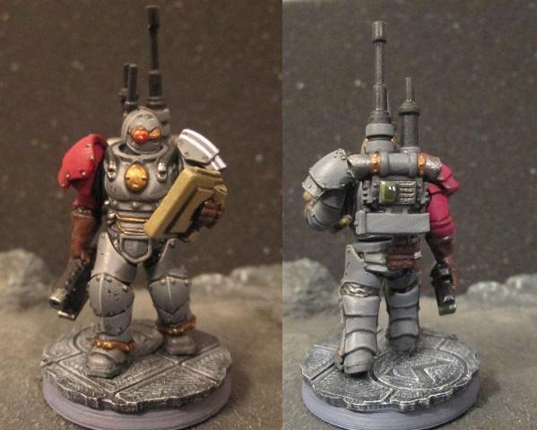 Death Guard, Dusk Raiders, Pre Heresy, Thunder Warriors, Unification Wars