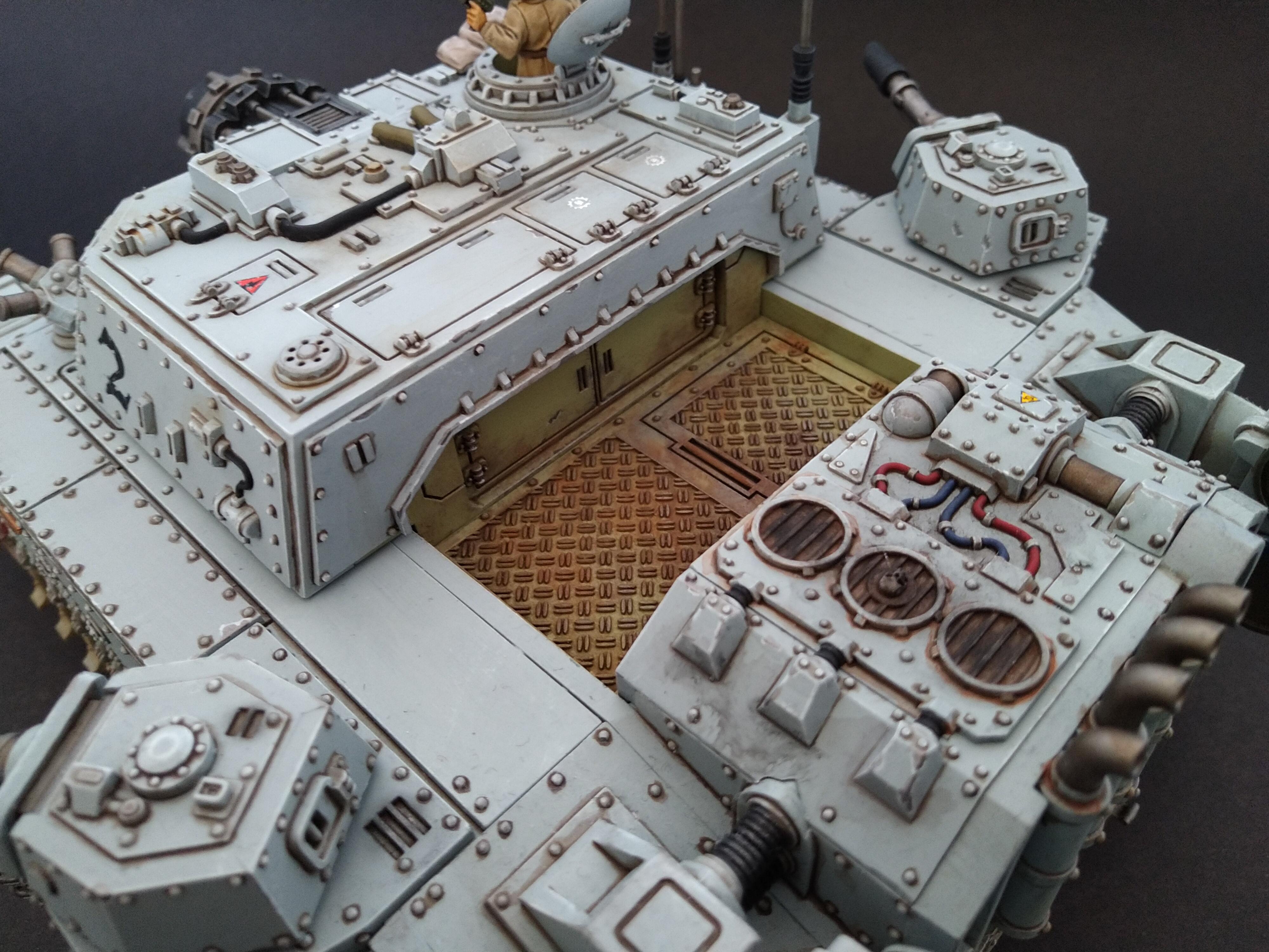 Astra Militarism, Banehammer, Doomhammer, Firing Deck, Grey, Magnetised, Variant, Warhammer 40,000