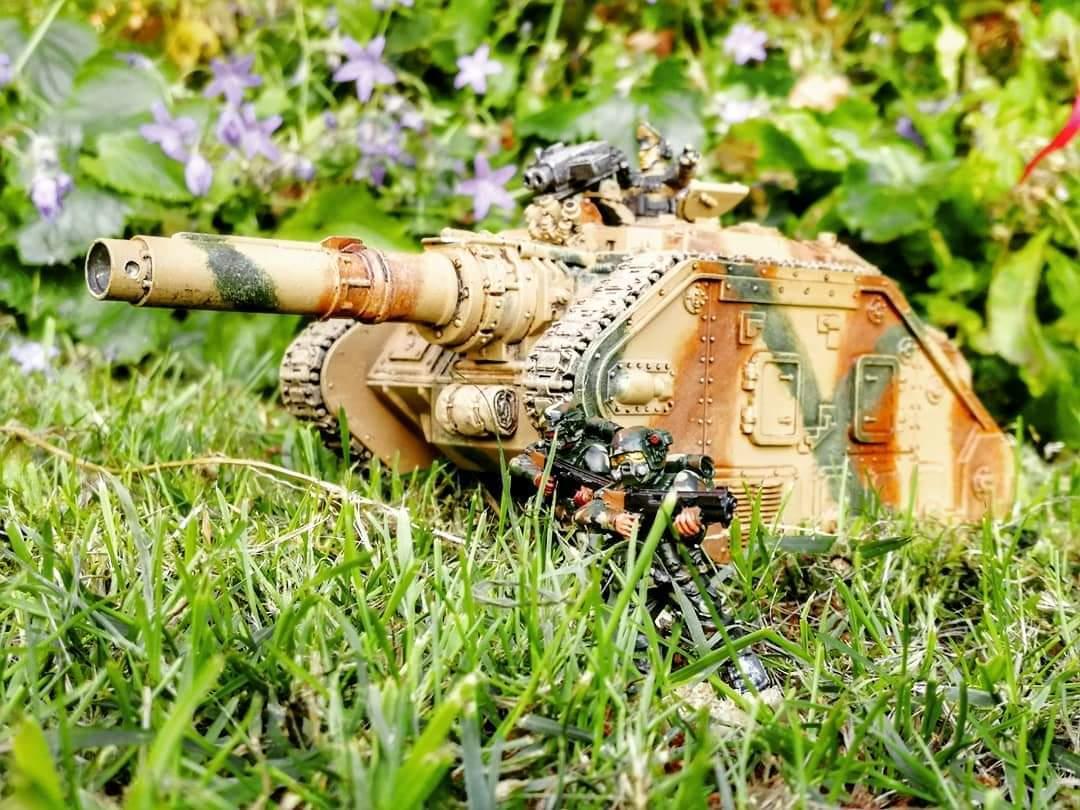 Cadians, Destroyer, Imperial Guard, Shotgunners, Tank Hunter