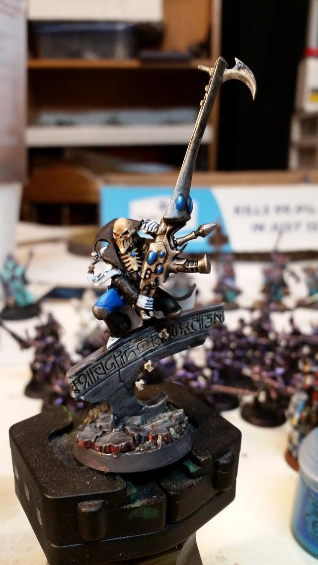 Death Jester, Harlequins, Skull