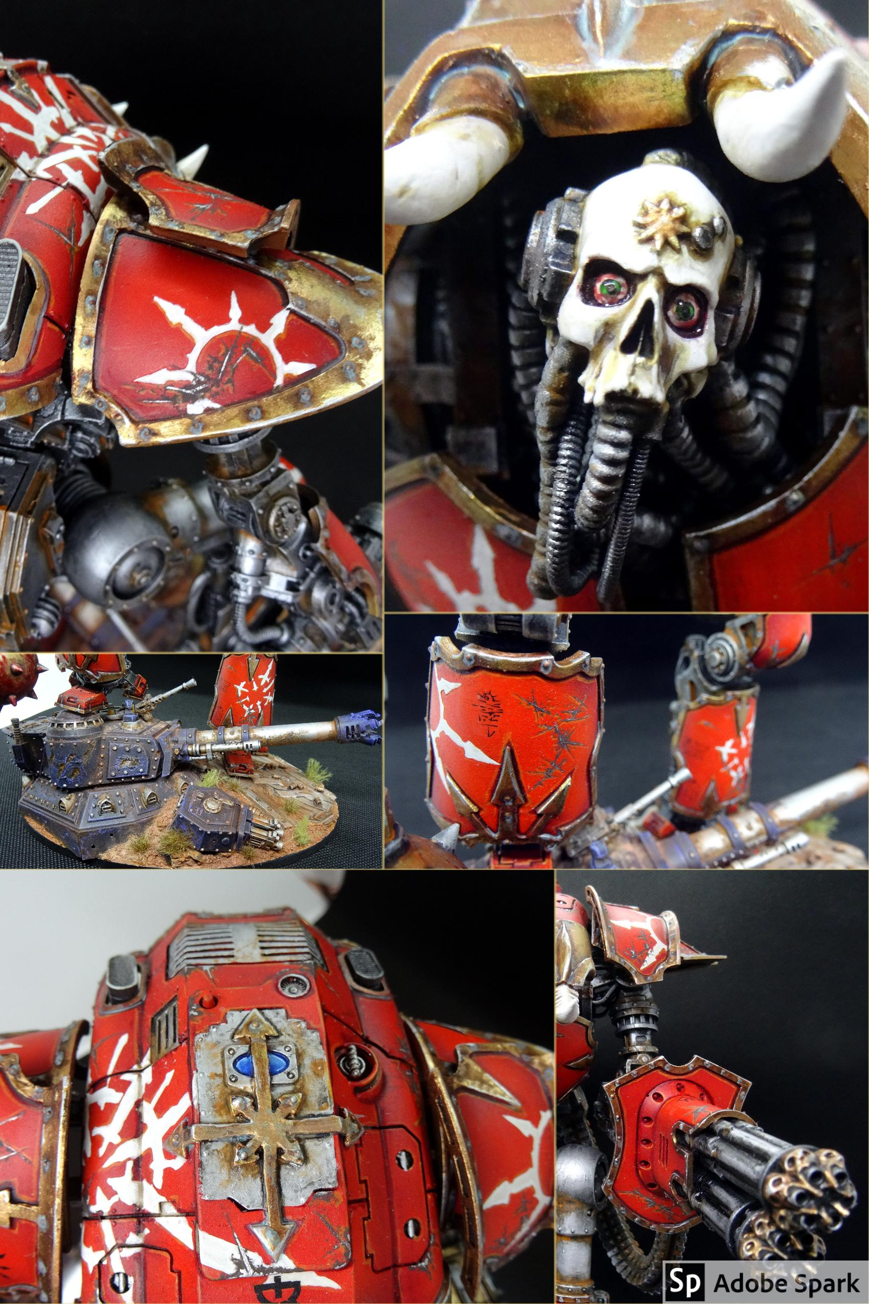Chaos, Conversion, Forge World, Knights