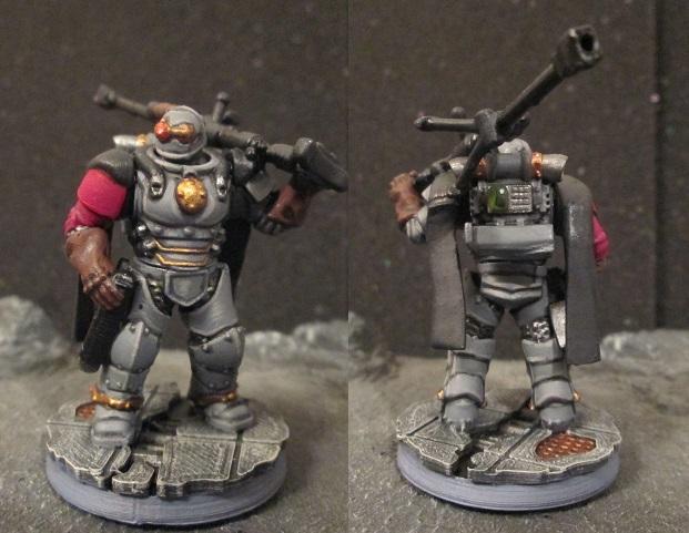 Dusk Raider Sniper