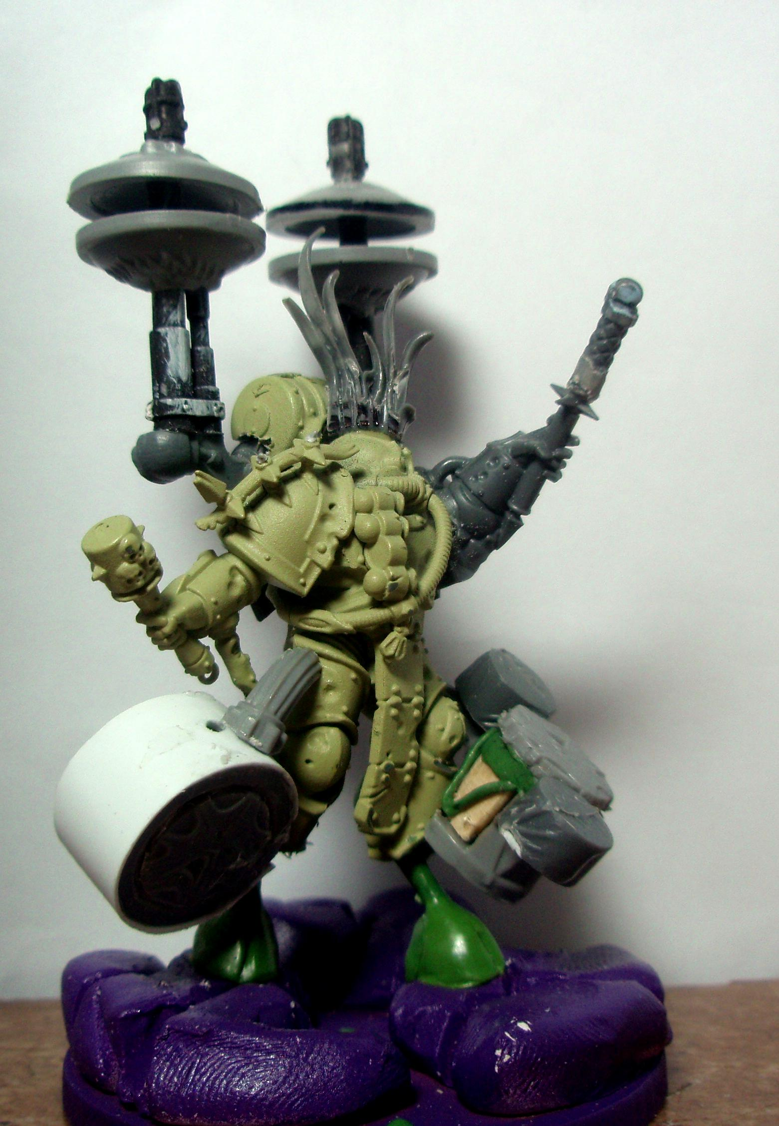 Conversion, Daemonettes, Noise Marines, Obliteraters, Rock And Roll, Slaanesh