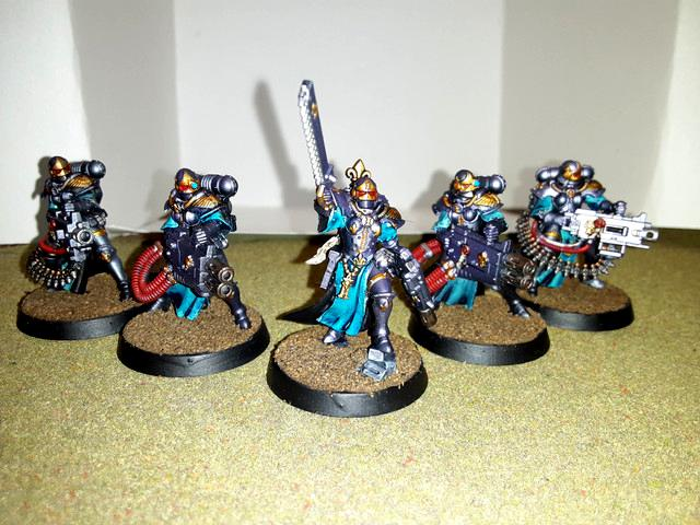 Adepta Sororitas, Hospitalor, Sisters Of Battle