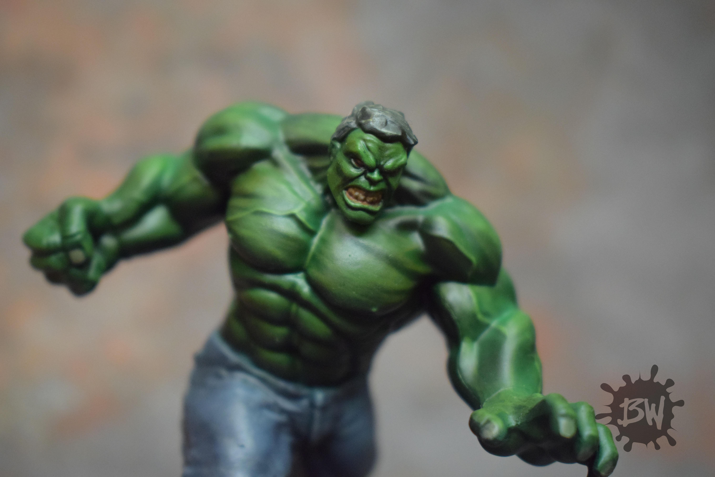 Bw, Hulk, Marvel, Marvel Crisis Protocol