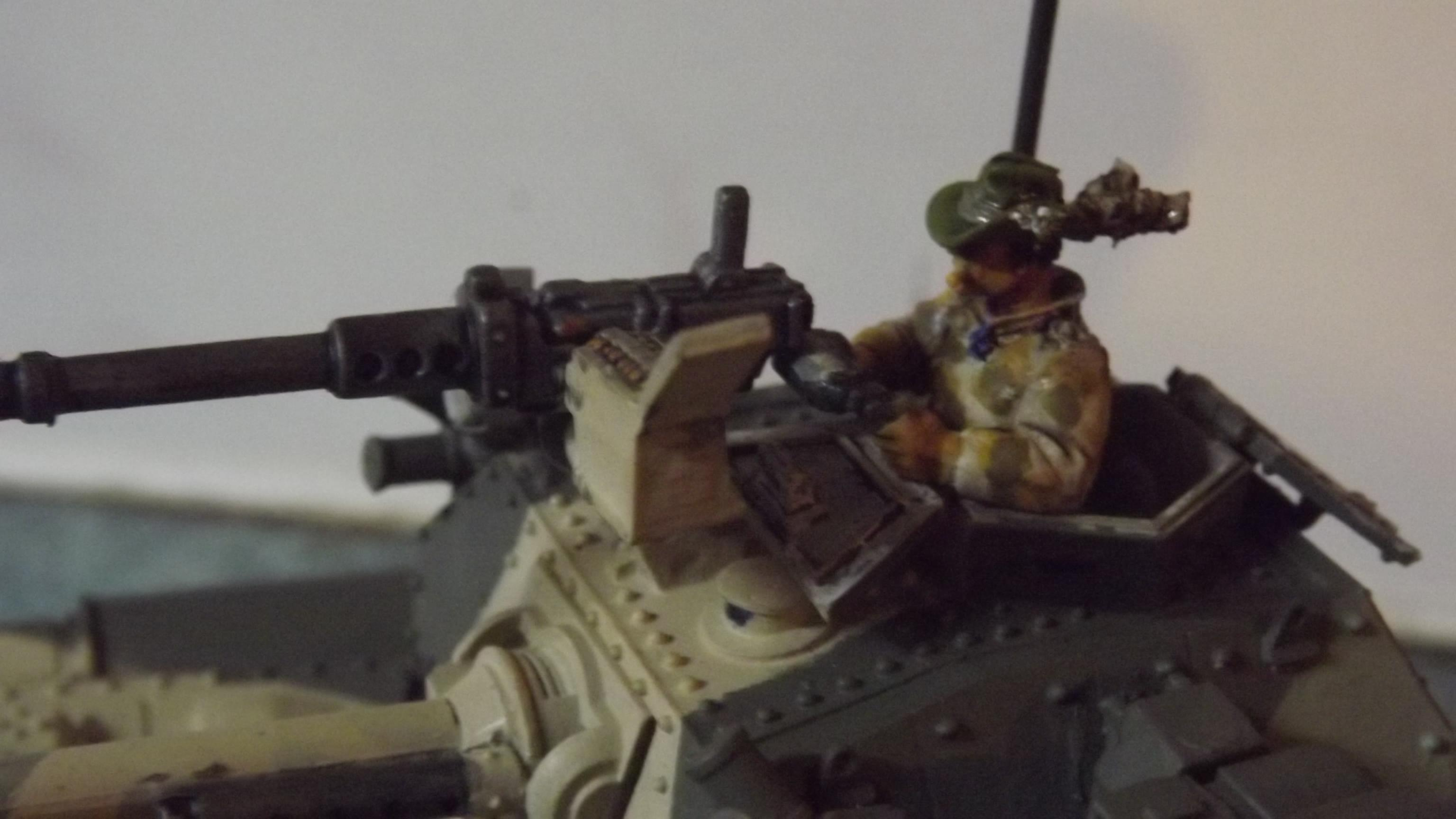 Chimera, Conqueror Cannon, Conversion, Ifv, Infantry Fighting Vehicle, Kangaroo, Shapeways, Transport, Victoria Miniatures