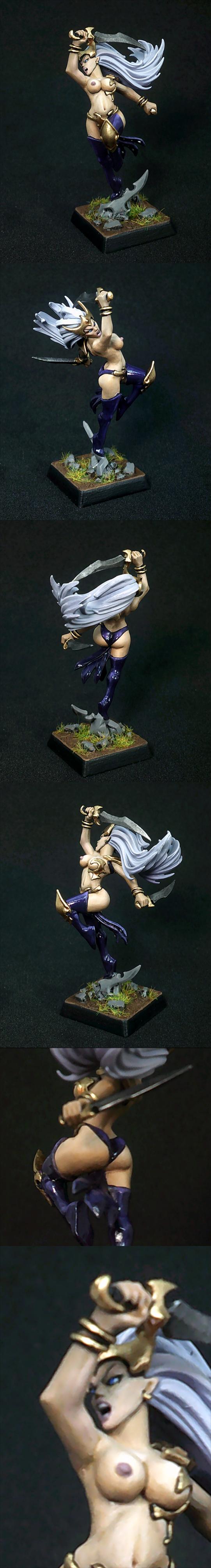 Dark Elves, Druuchi, Nsfw, Witch, Witch Elf