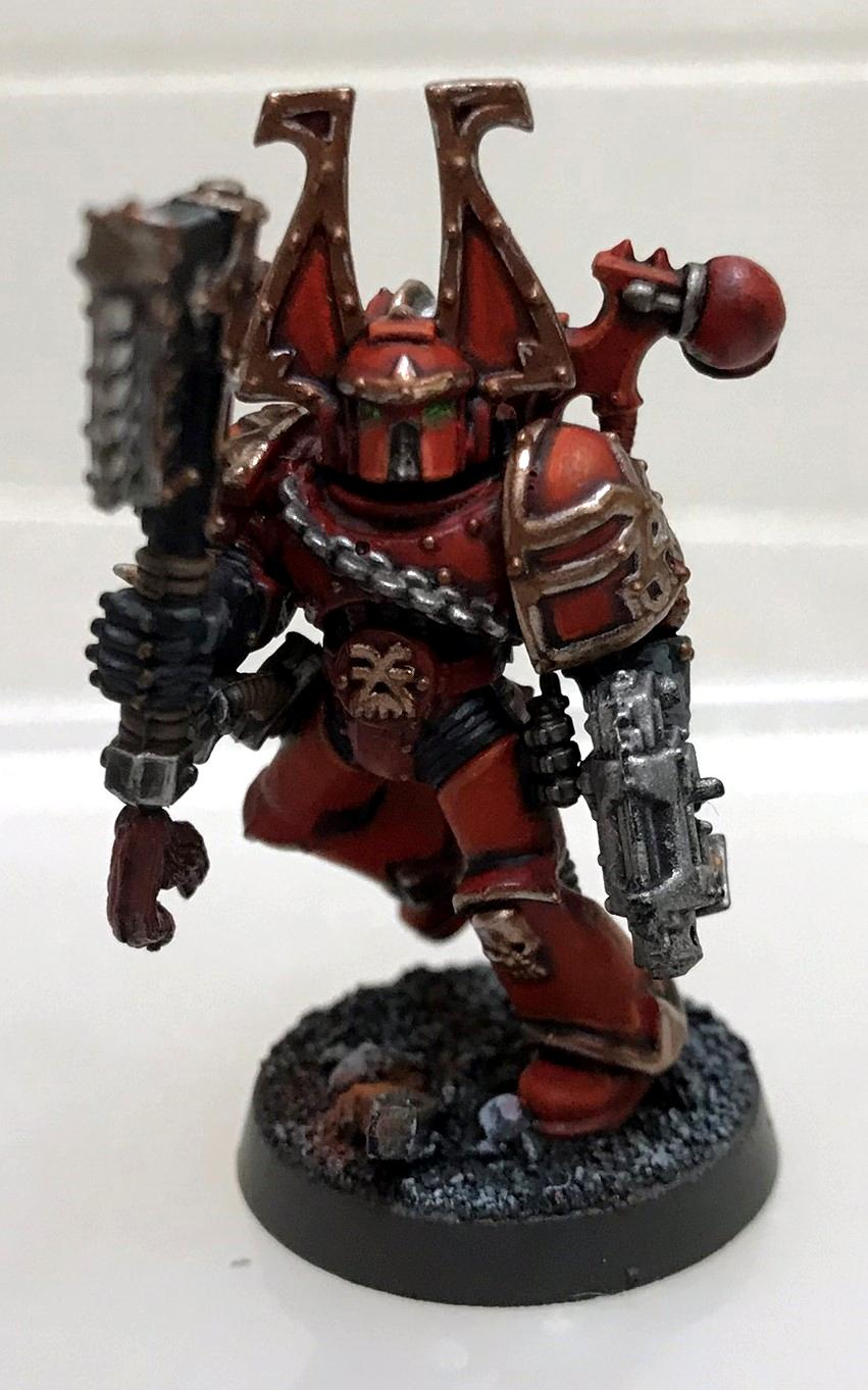 2020, Back In The Hobby, Batch Painting