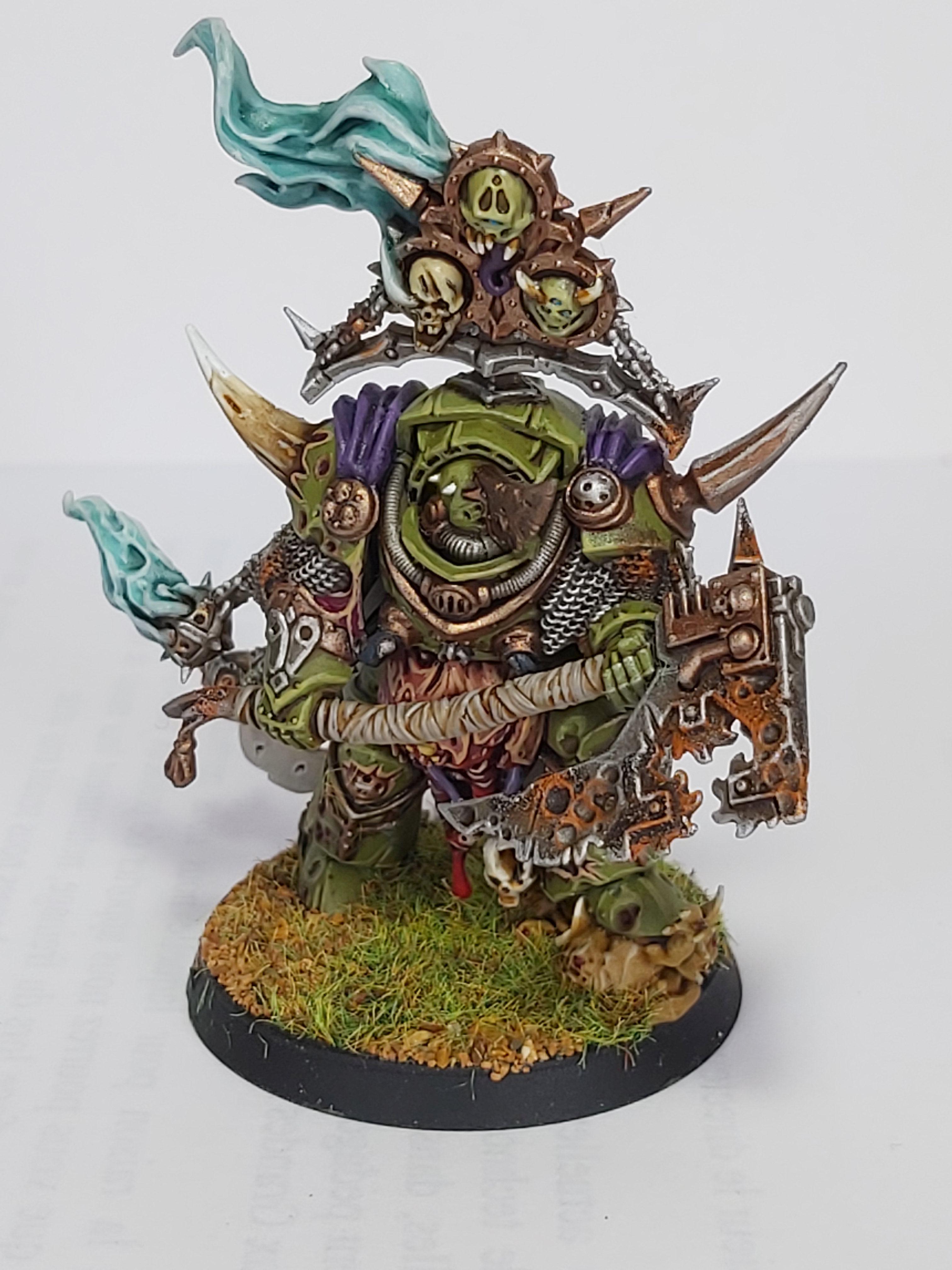 Death Guard, Lord Of Contagion, Nurgle