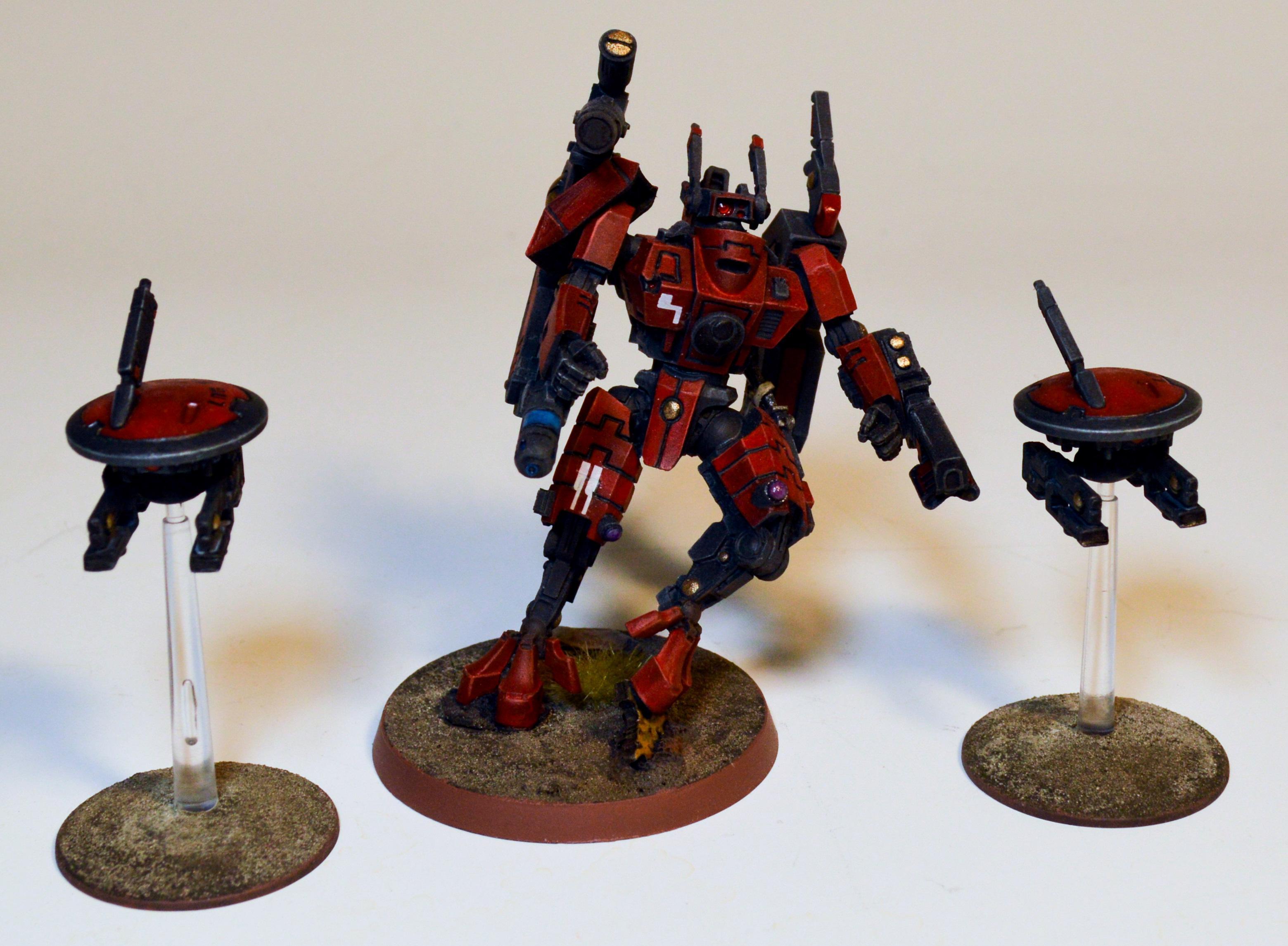 Commander Arra'kon, Farsight Enclaves, T'au Empire, The Eight