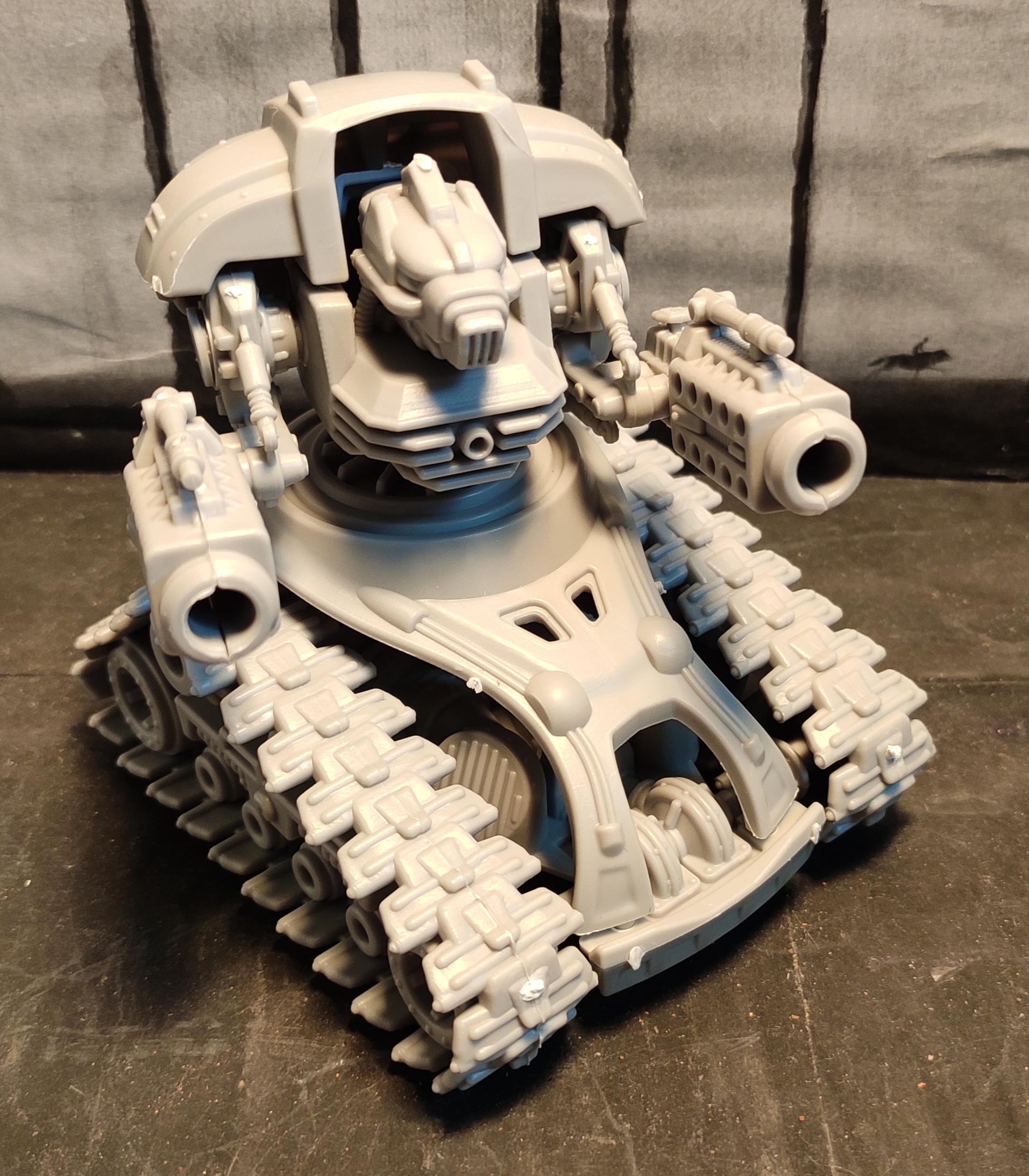 Armored Vehicle, Cyberon Planet, Cybertank, Robot, Tank, Technolog, Tehnolog, Work In Progress