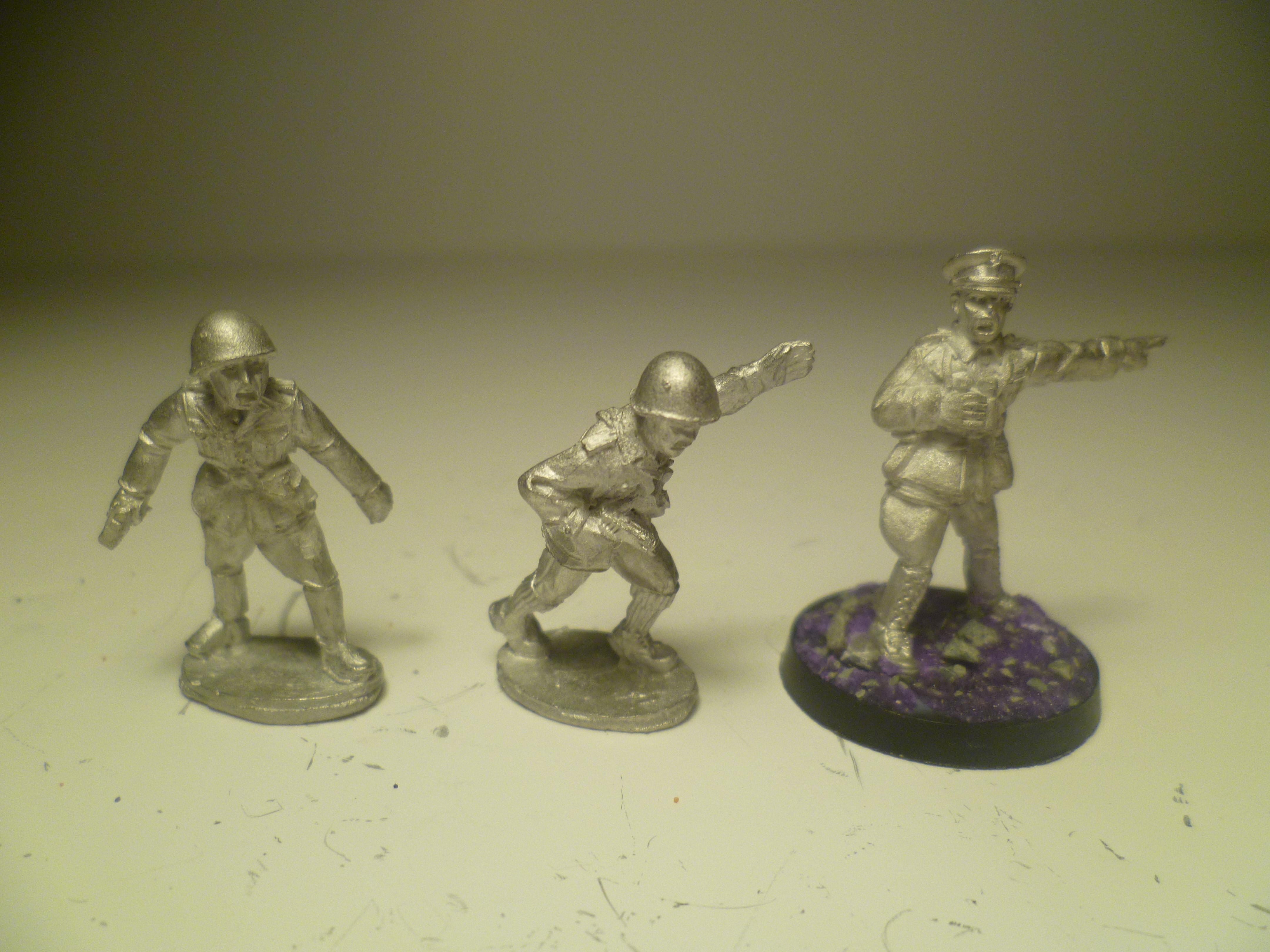 Italian Officers