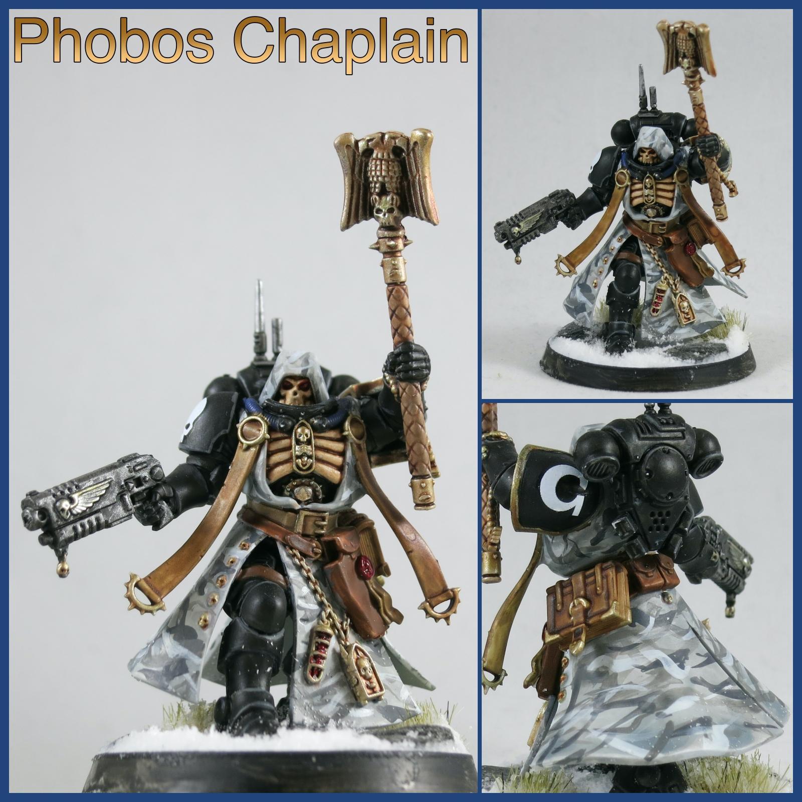 Chaplain, Phobos, Phobos Chaplain