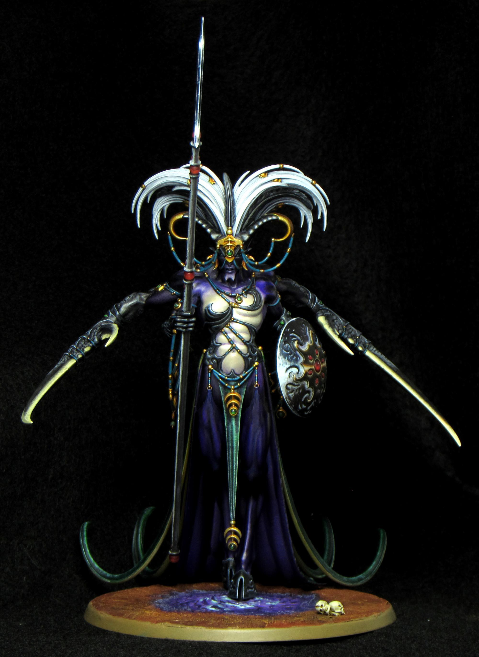 Daemons, Keeper Of Secrets, Slaanesh