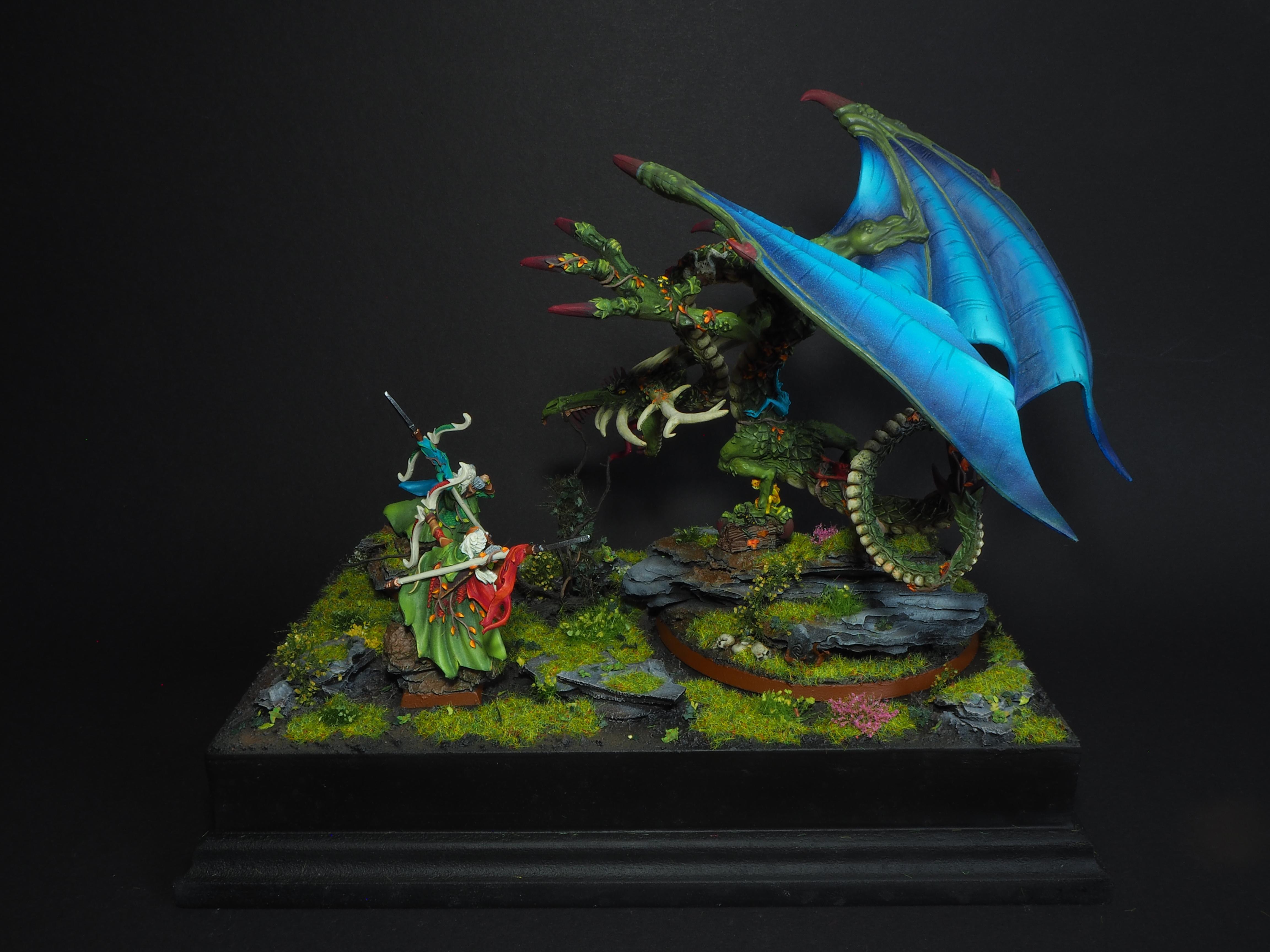 Warhammer Fantasy, Wood Elves