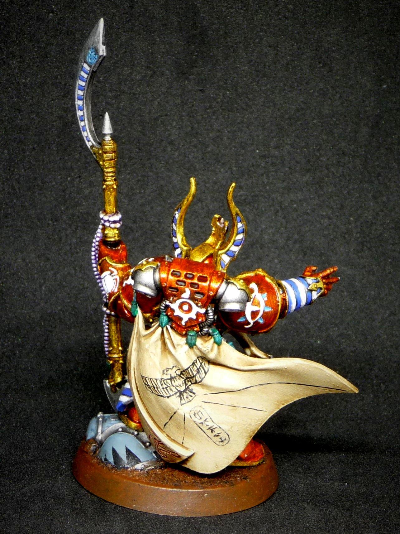 Ahzek Ahriman, Burning Of Prospero, Horus Heresy, Thousand Sons