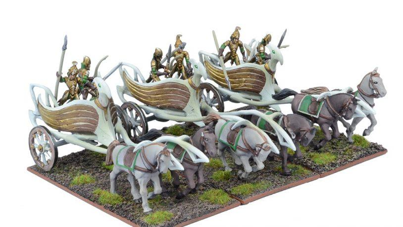 Awful, Chariot, Elves, Mantic