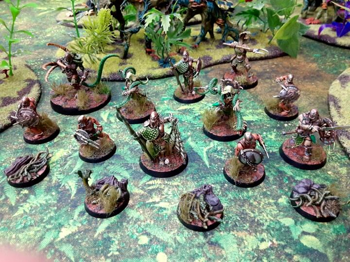 Age Of Sigmar, Chaos, Cultist, Snake, Splintered Fang, Warband, Warcry, Warhammer Fantasy