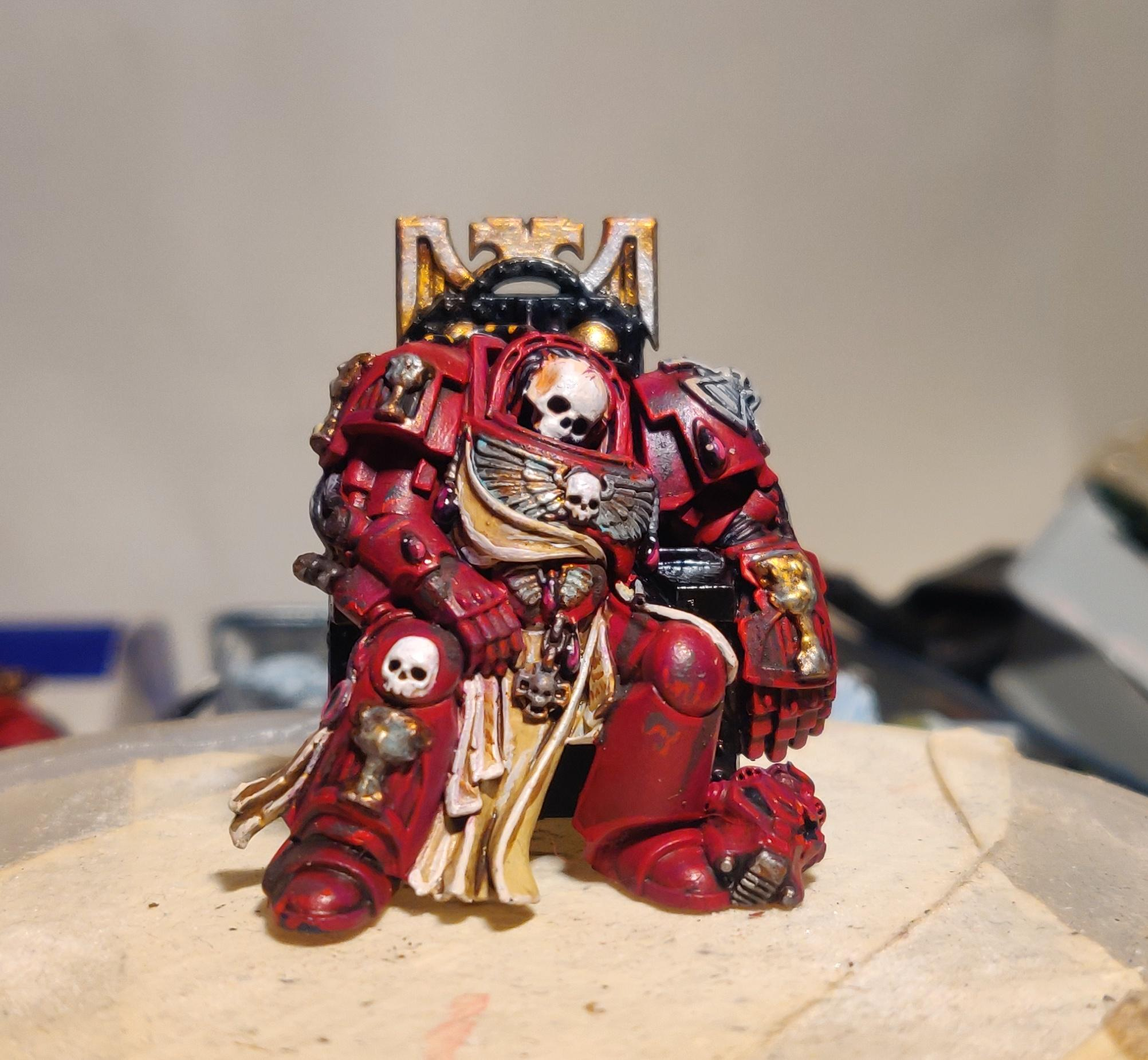 Blood Angels, Space Hulk