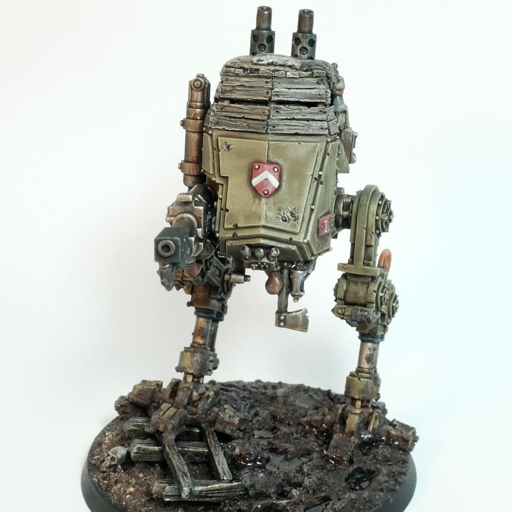Conversion, Feudal, Imperial Guard, Sentinel, Warhammer 40,000