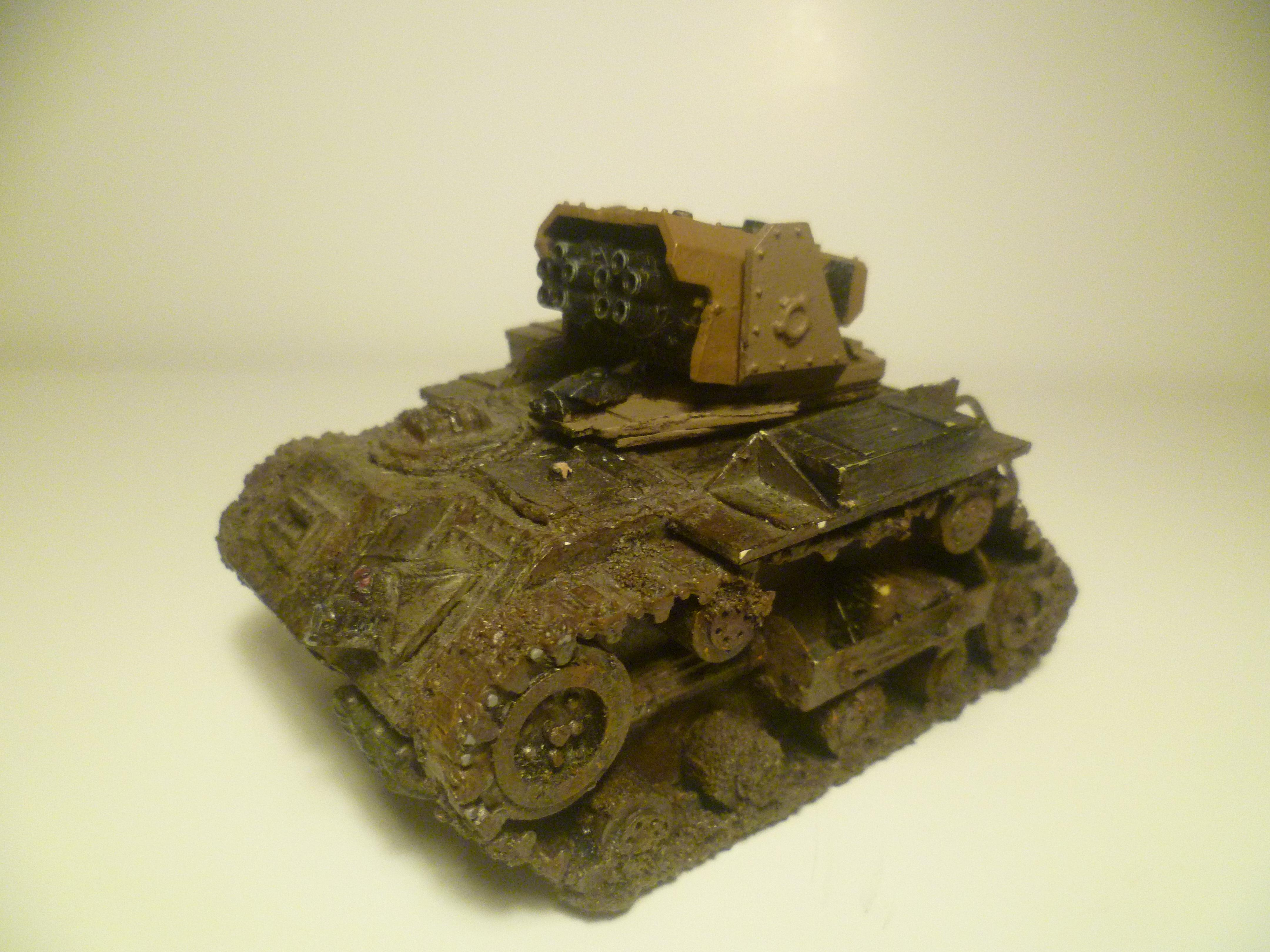 Imperial Guard Flak Vehicle