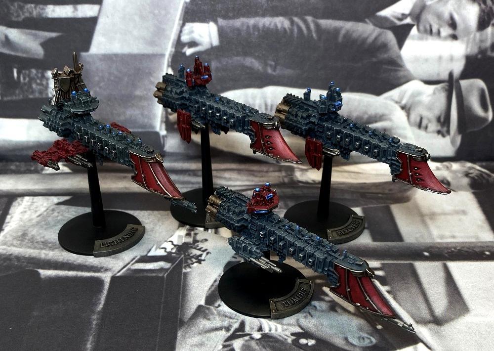 Dauntless squadron