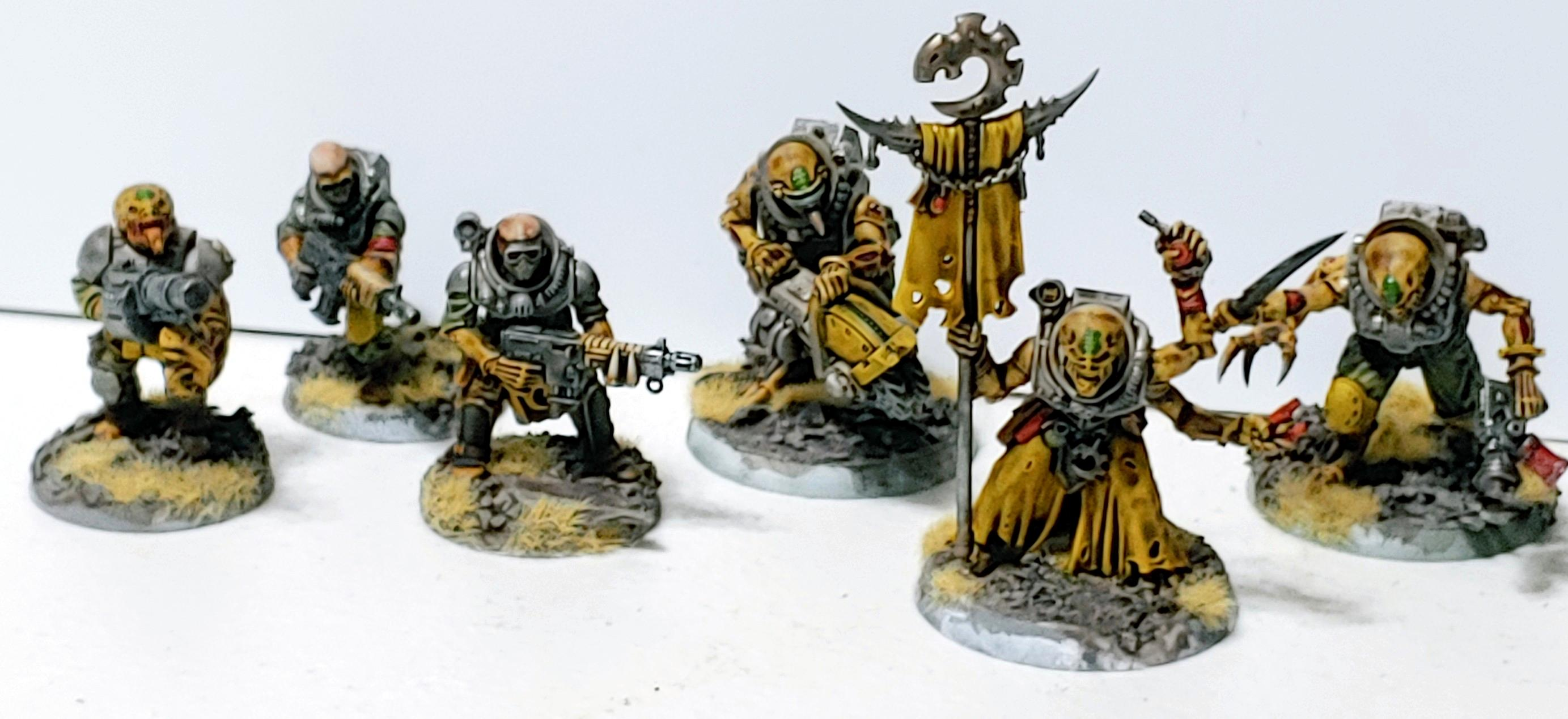 Acolytes and Neos