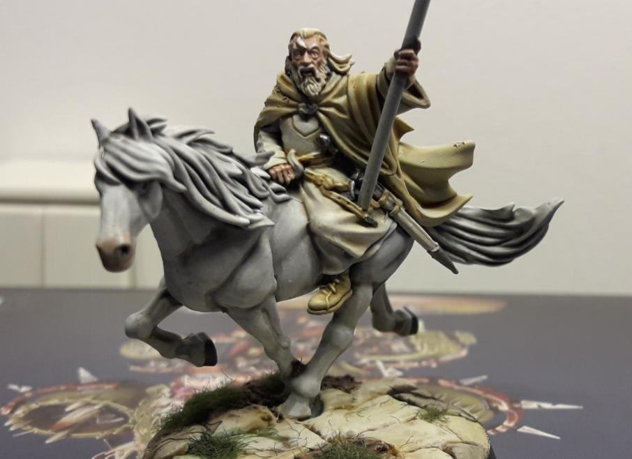 Gandalf The Grey, Lord Of The Rings