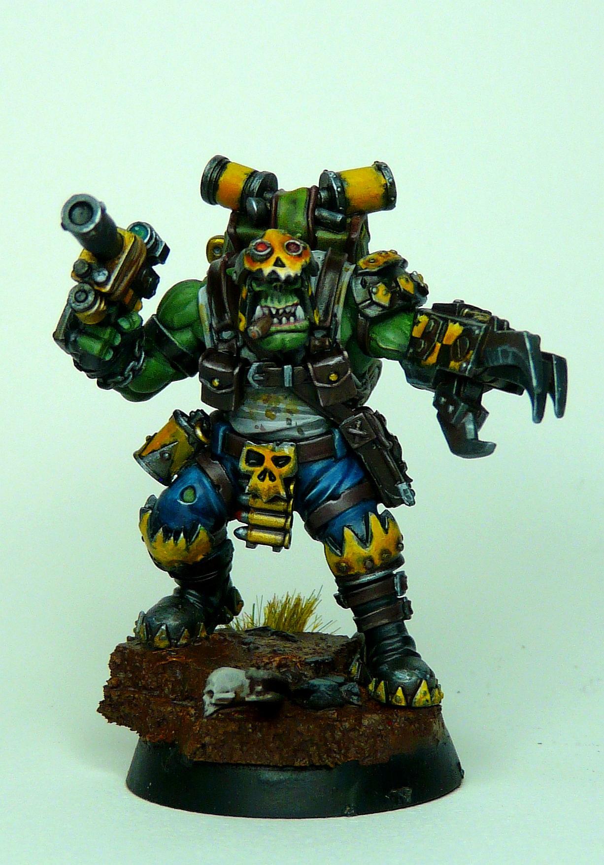 Orks, Ork Kommando