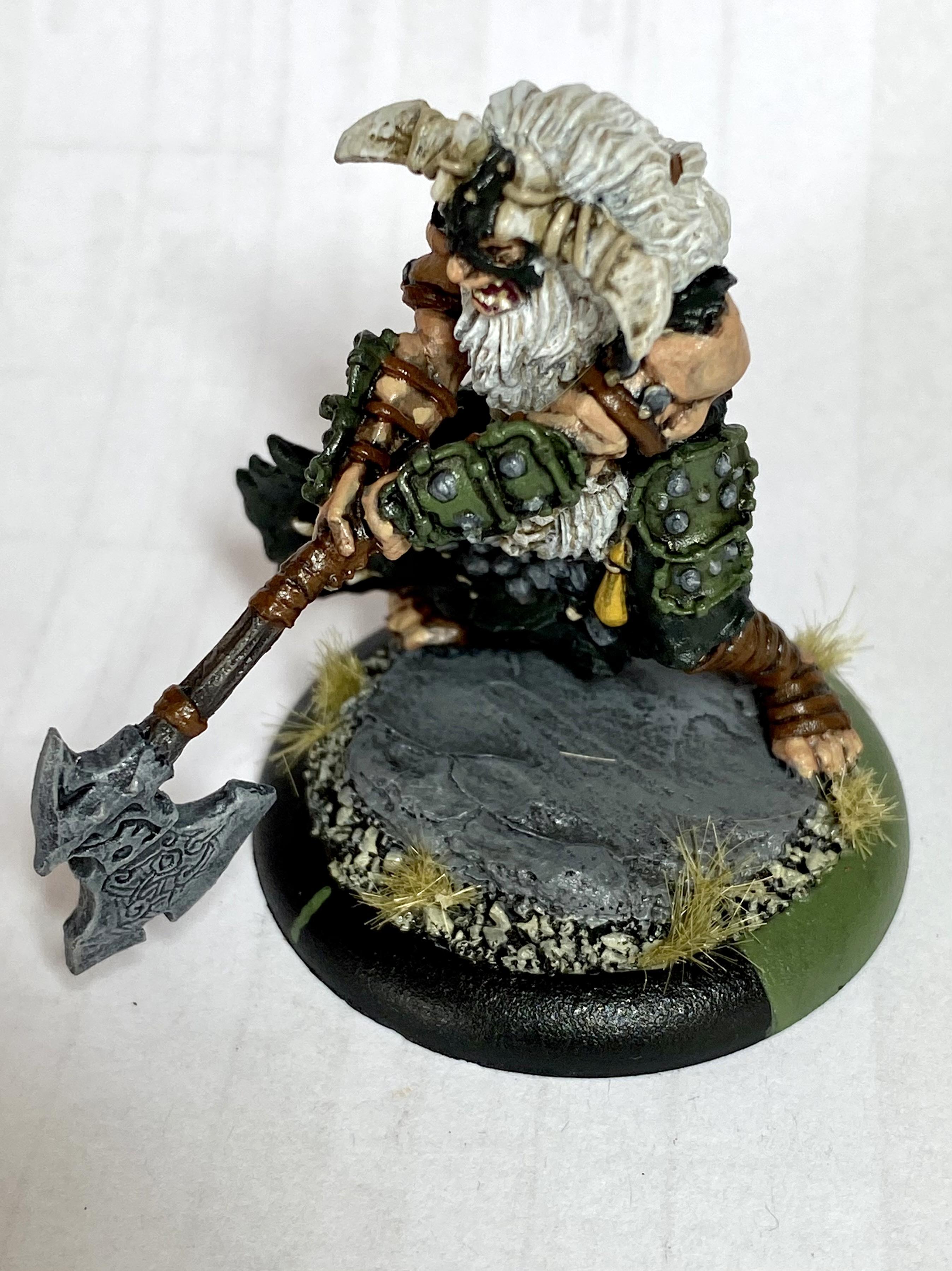 Circle Of Orboros, Hordes, Privateer Press, Solo, Tharn, Warmachine