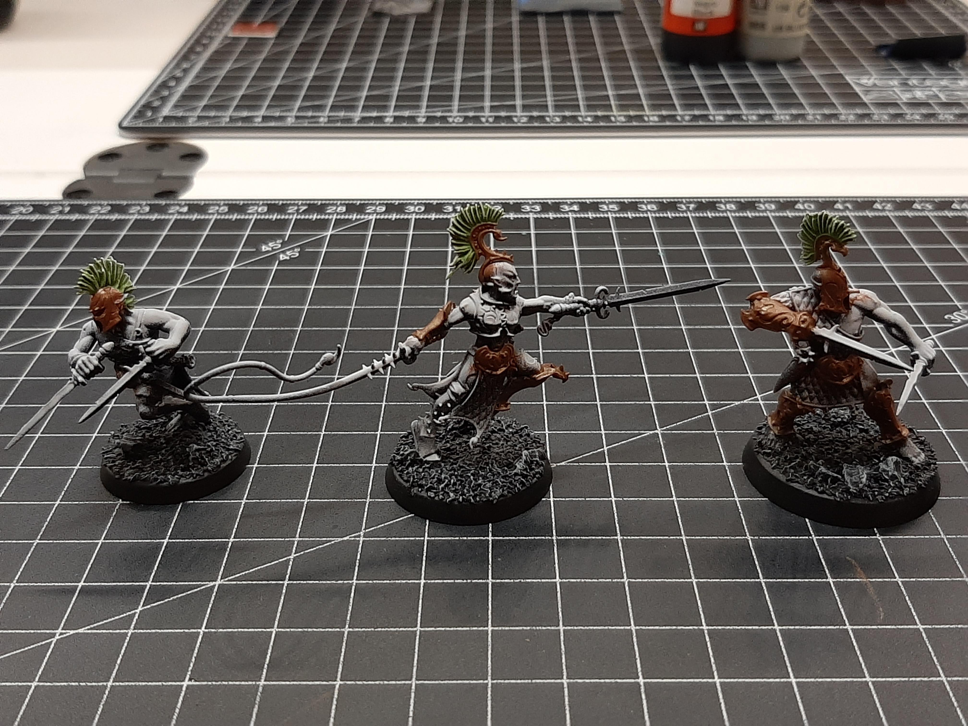 Splintered Fang, Warband, Warcry