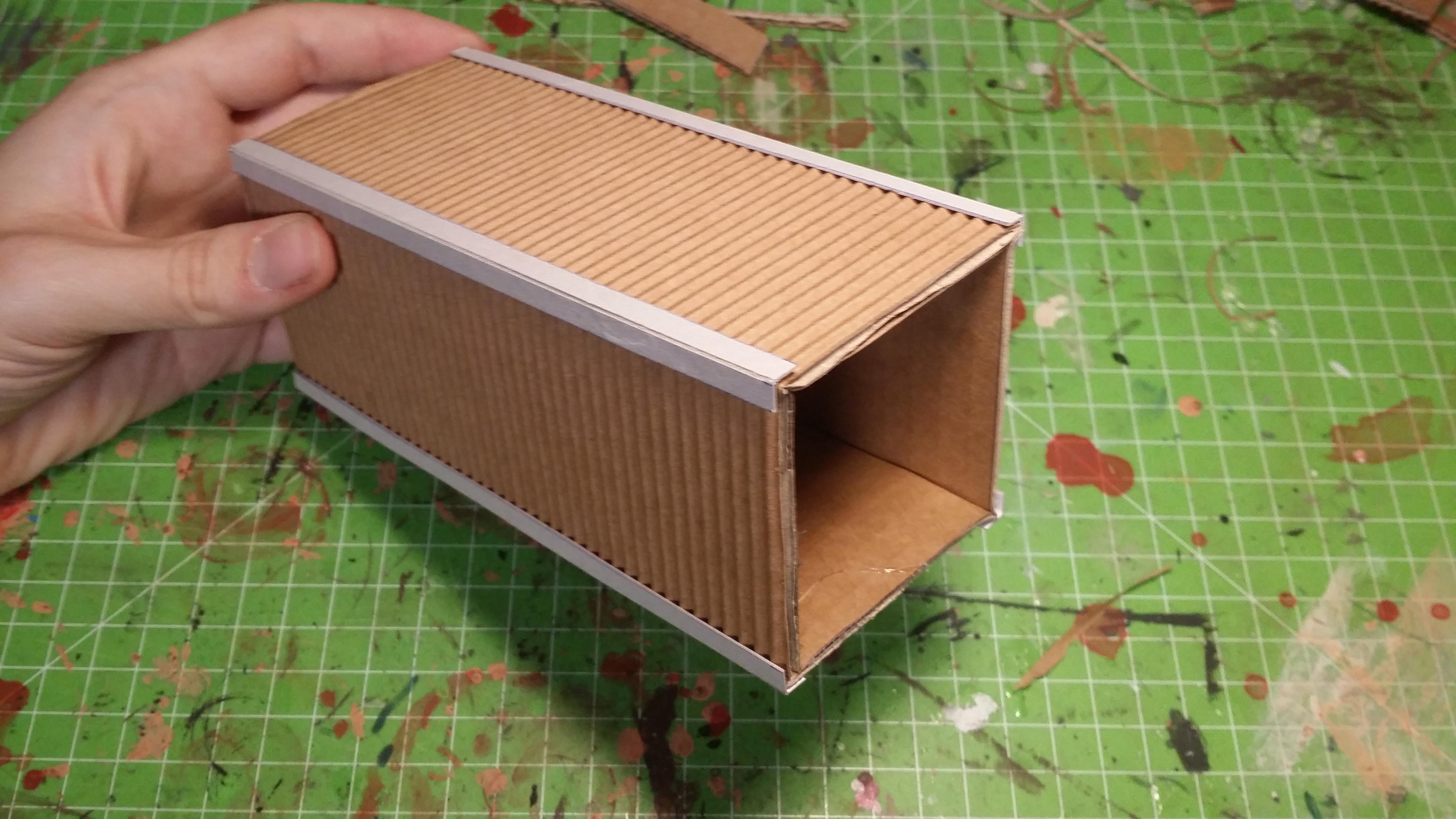 Built, Container, Custom, Freight, Scratch, Shipping, Terrain, Tutorial