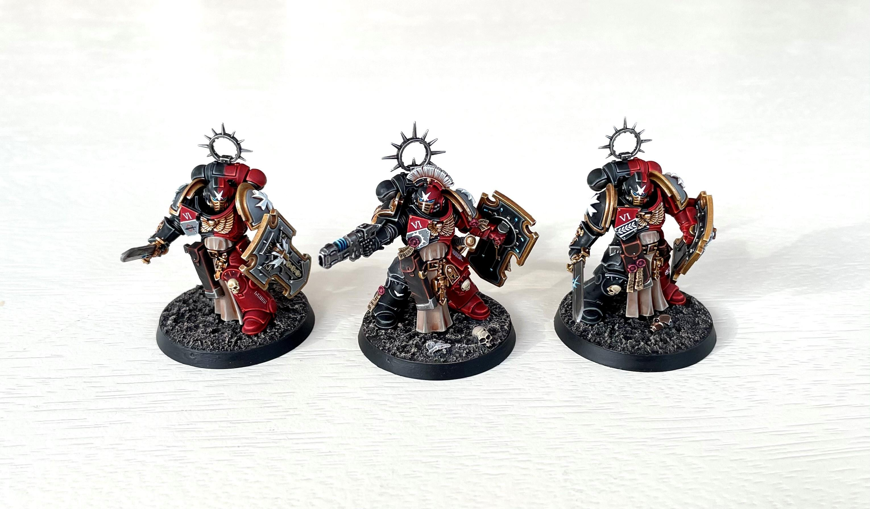 Prime Templars - Bladeguard Veterans 03