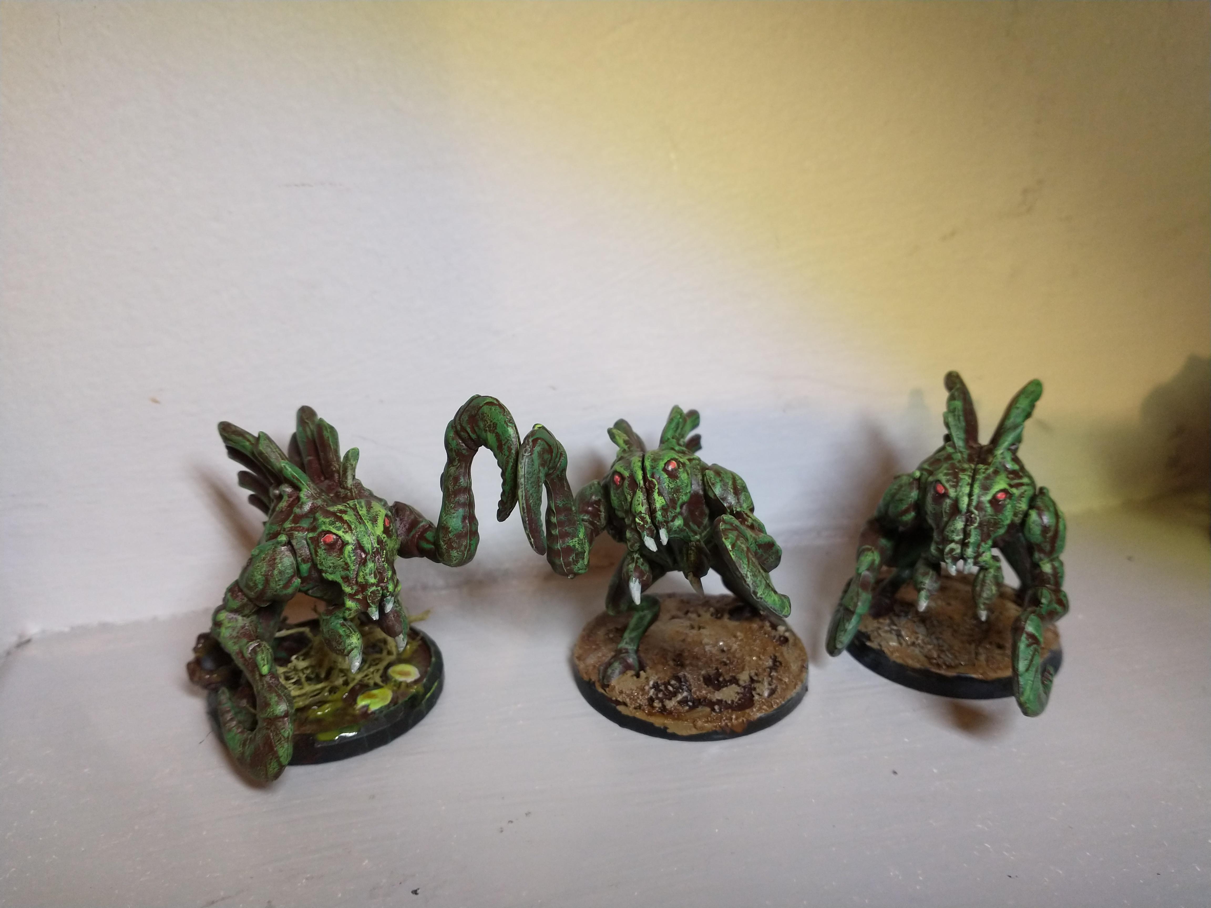 Swamp Slashers