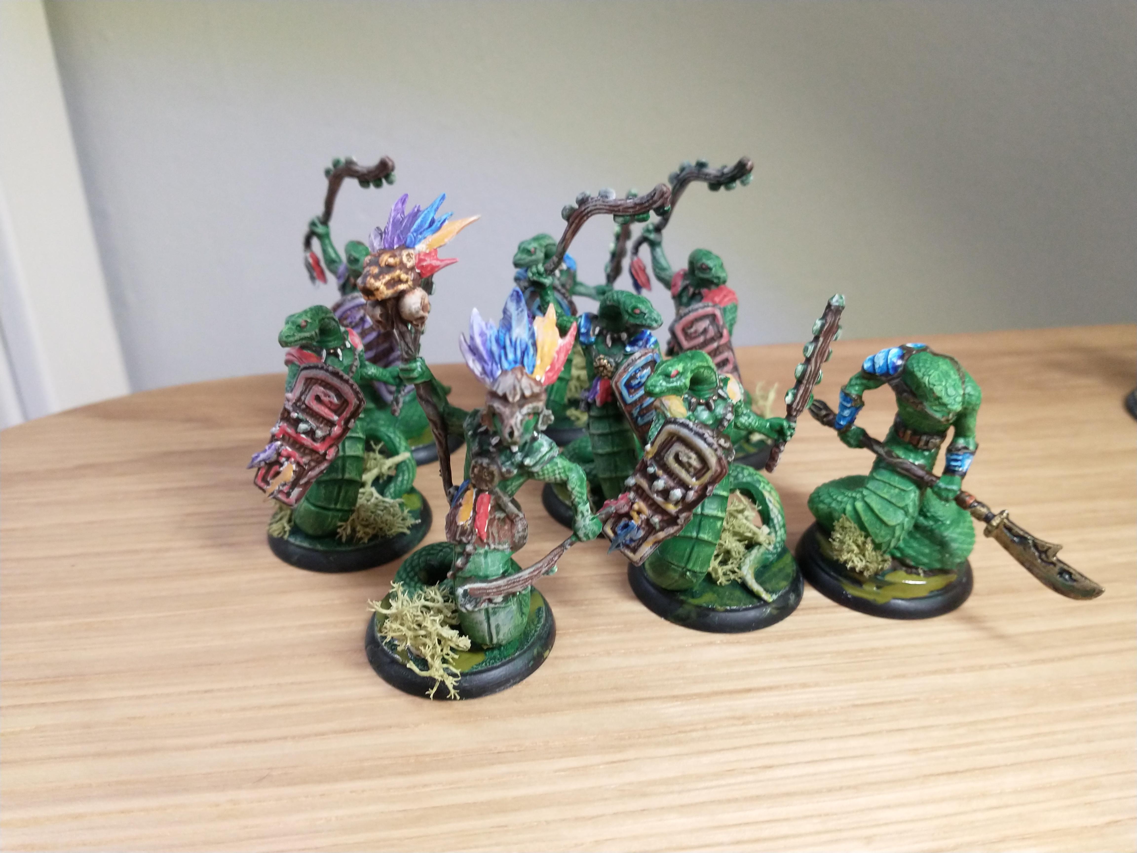 Serpentmen of Jargono
