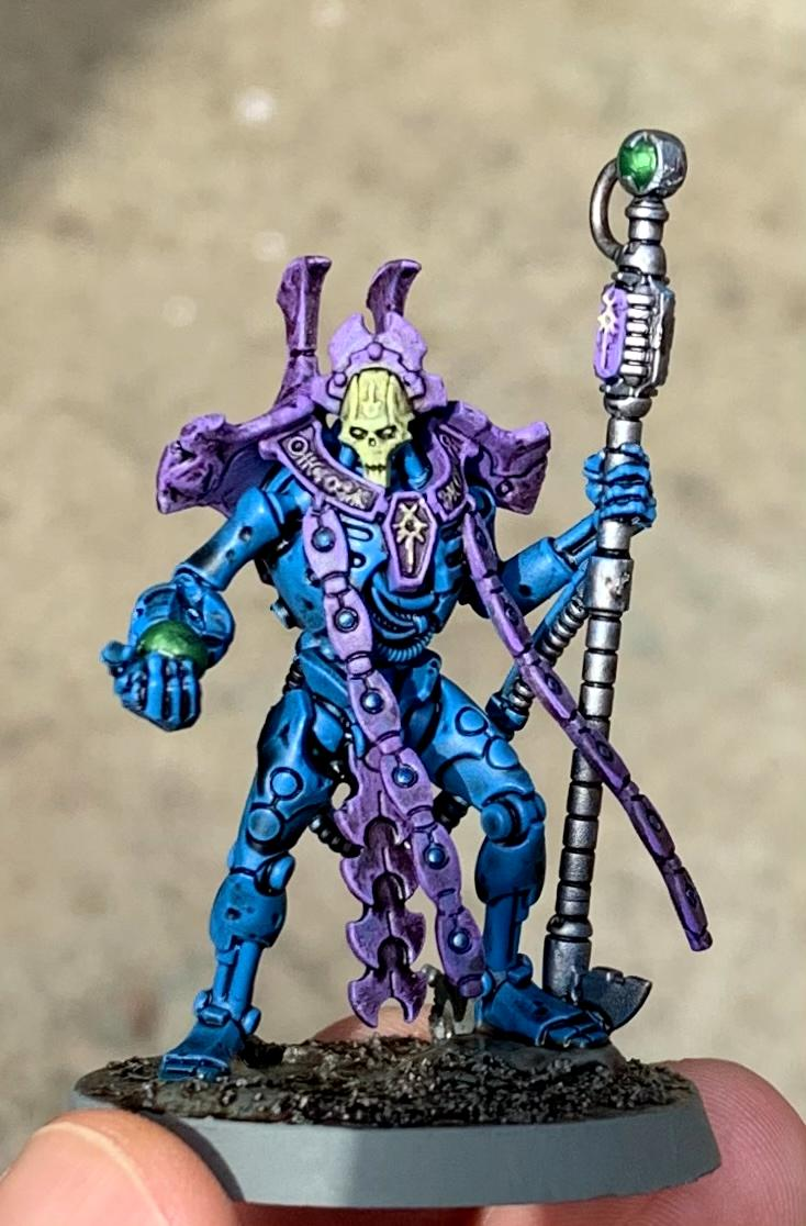 He-man, Lord, Necrons, Skeletor