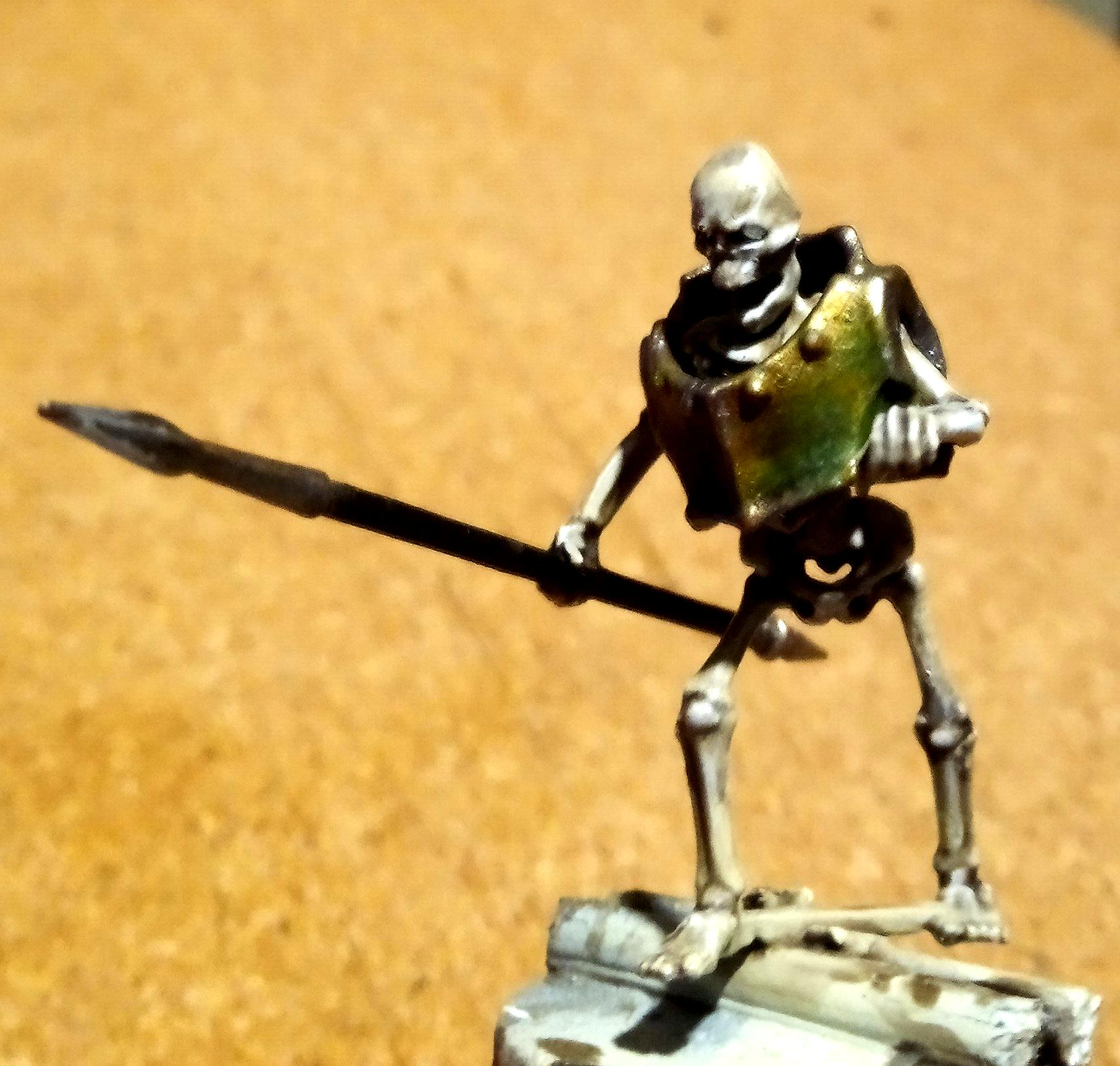 Conversion, Skeletal, Skeletons, Undead, Wargame Exclusive, Warlords Of Erehwon