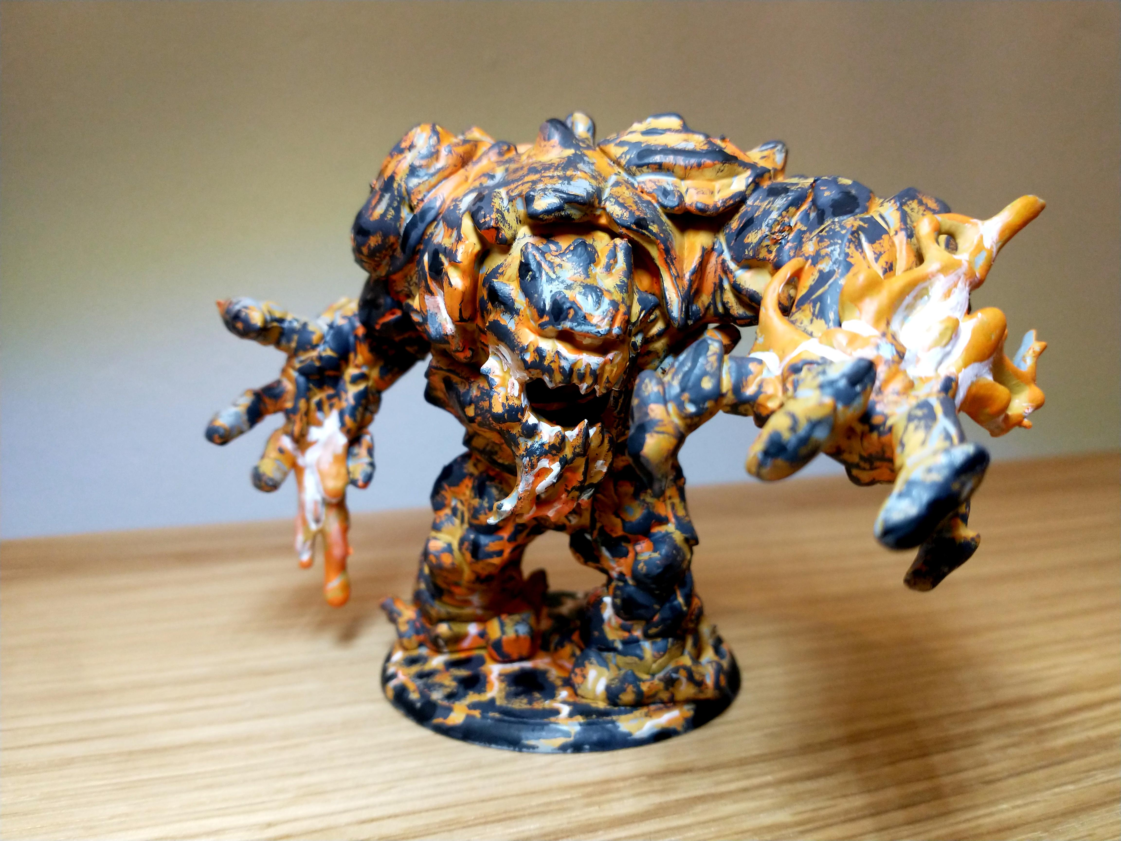 Magma Giant of Cynder