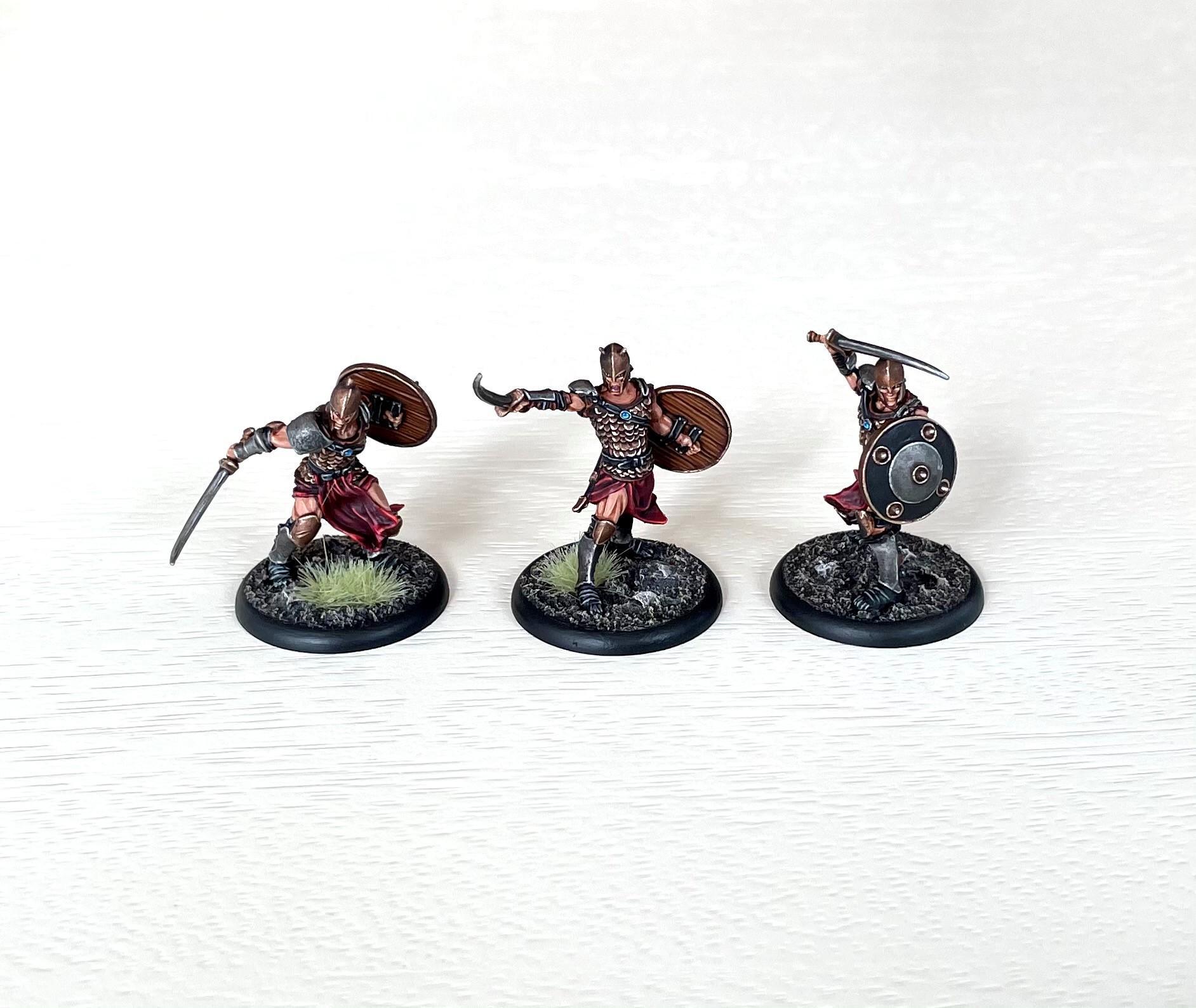 Unsullied Swordsmen 01