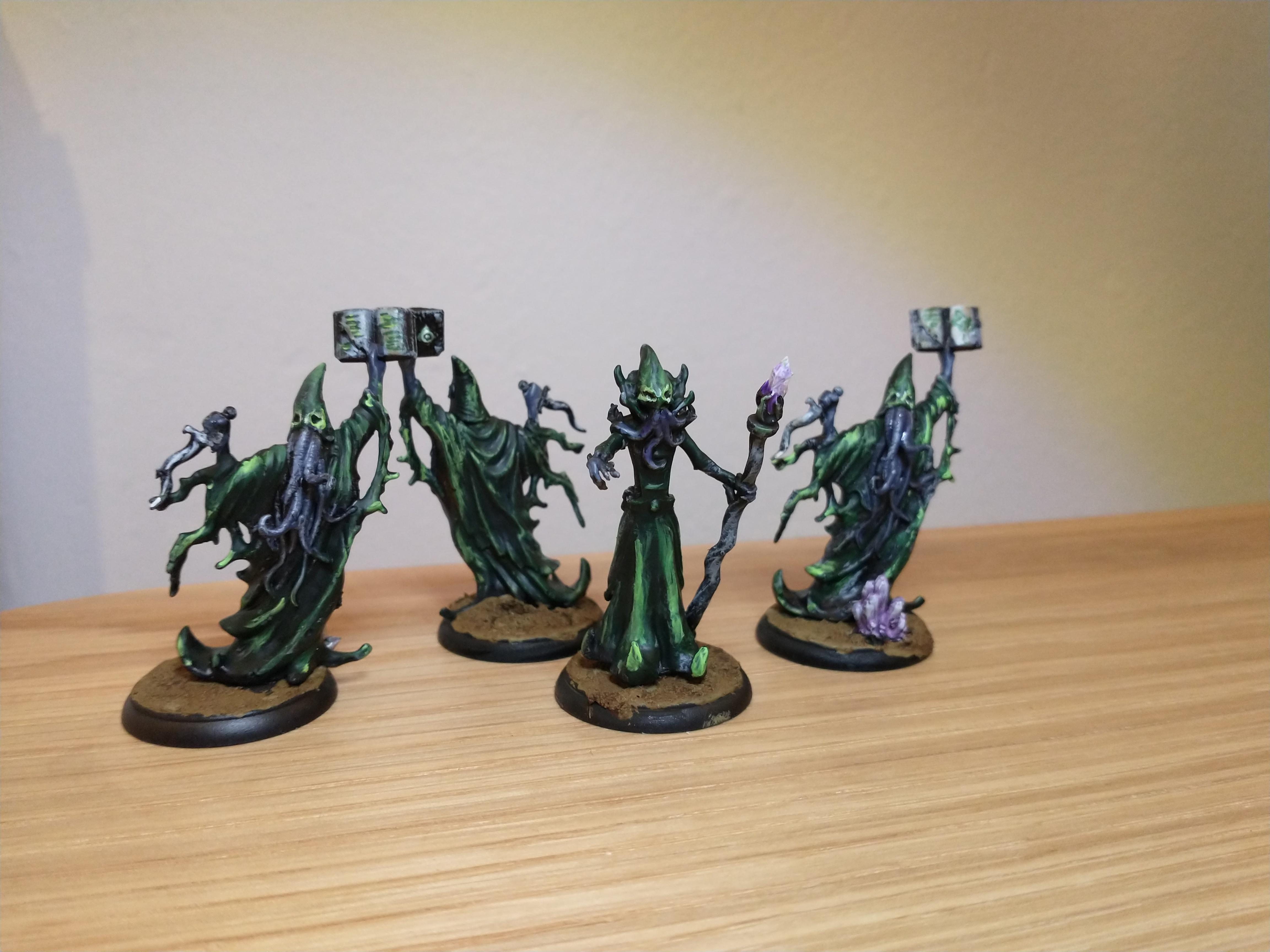 3d Print, Void Sorcerers and Void Magus