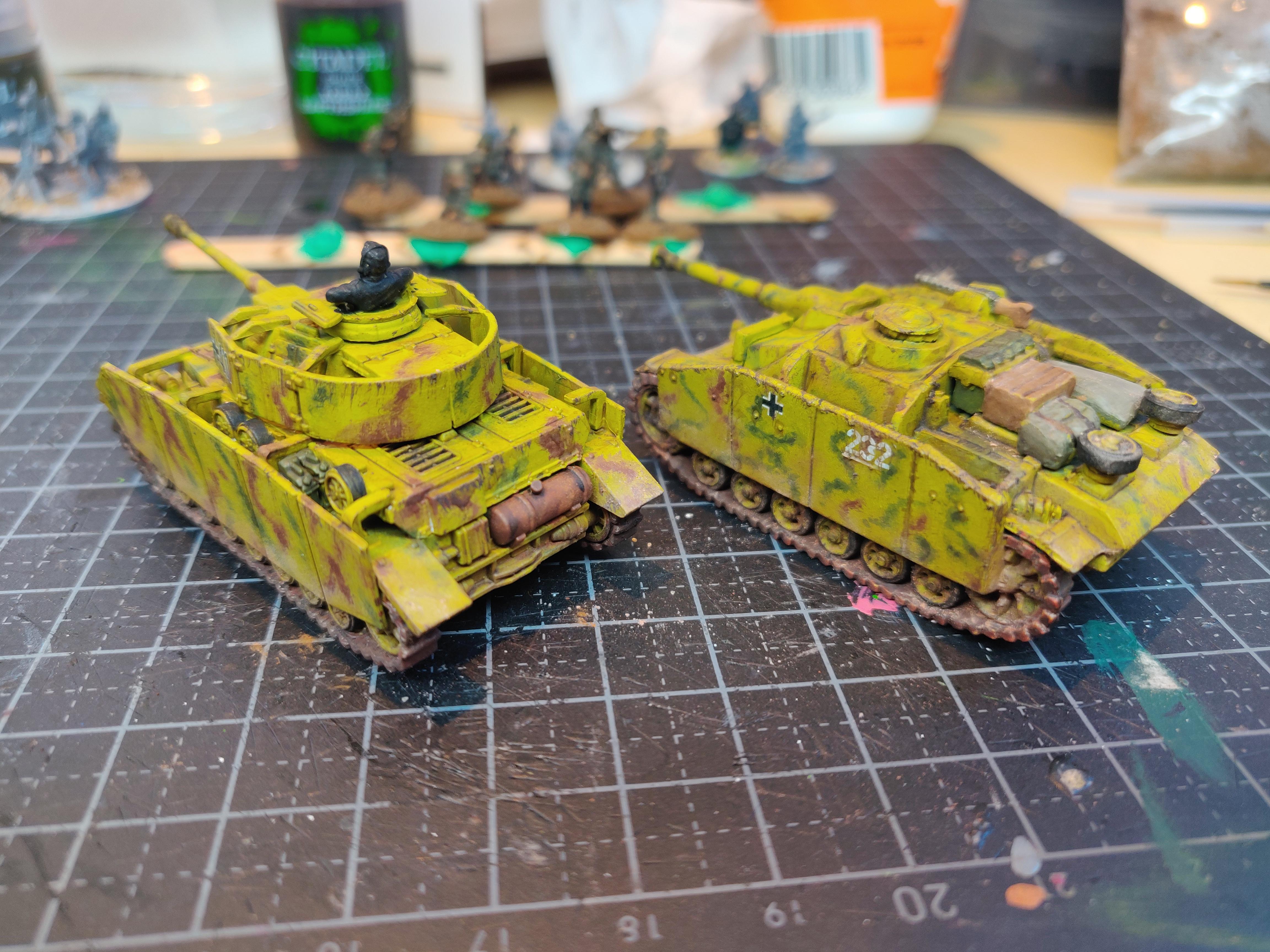 Battlegroup, Bolt Action, Flames Of War, Germans, Normandie, Normandy, Panzer, Panzer Iv, Stug, Wehrmacht, World War 2