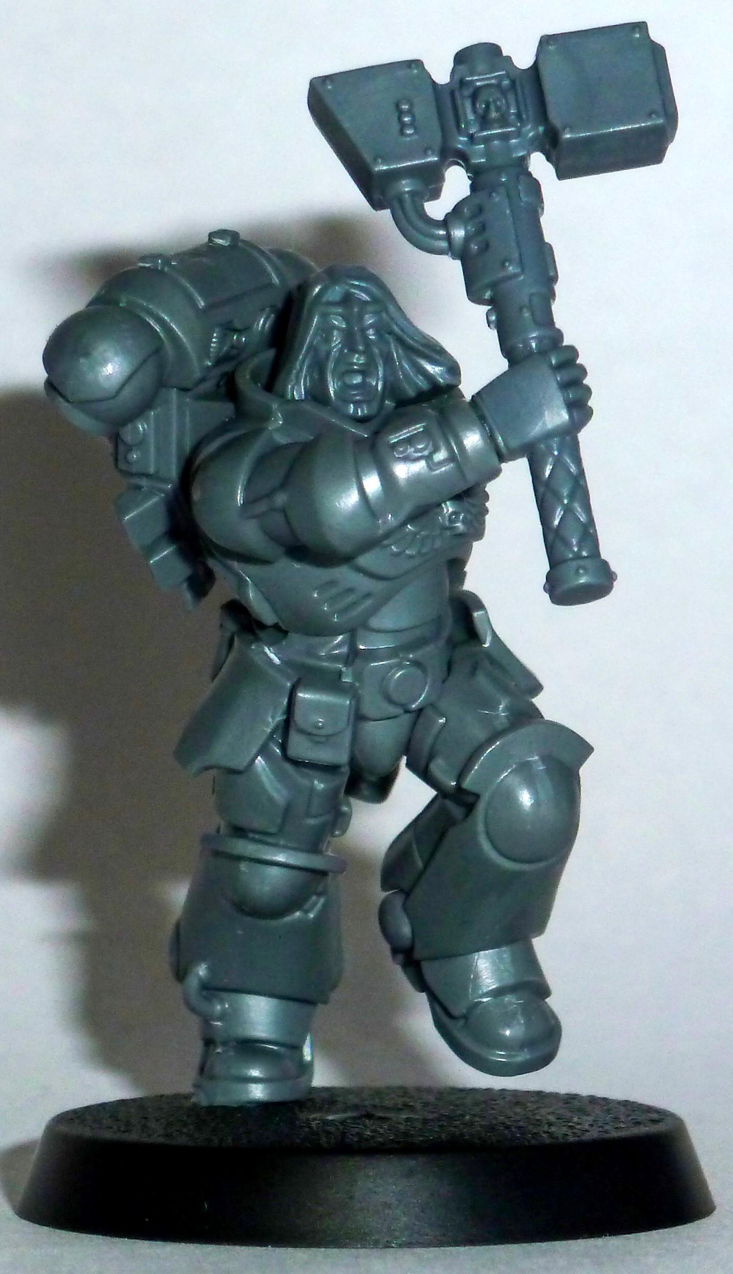 Deathwatch, Dynamic, He-man, Inquisition, Ordo Xenos, Primaris, Space Marines