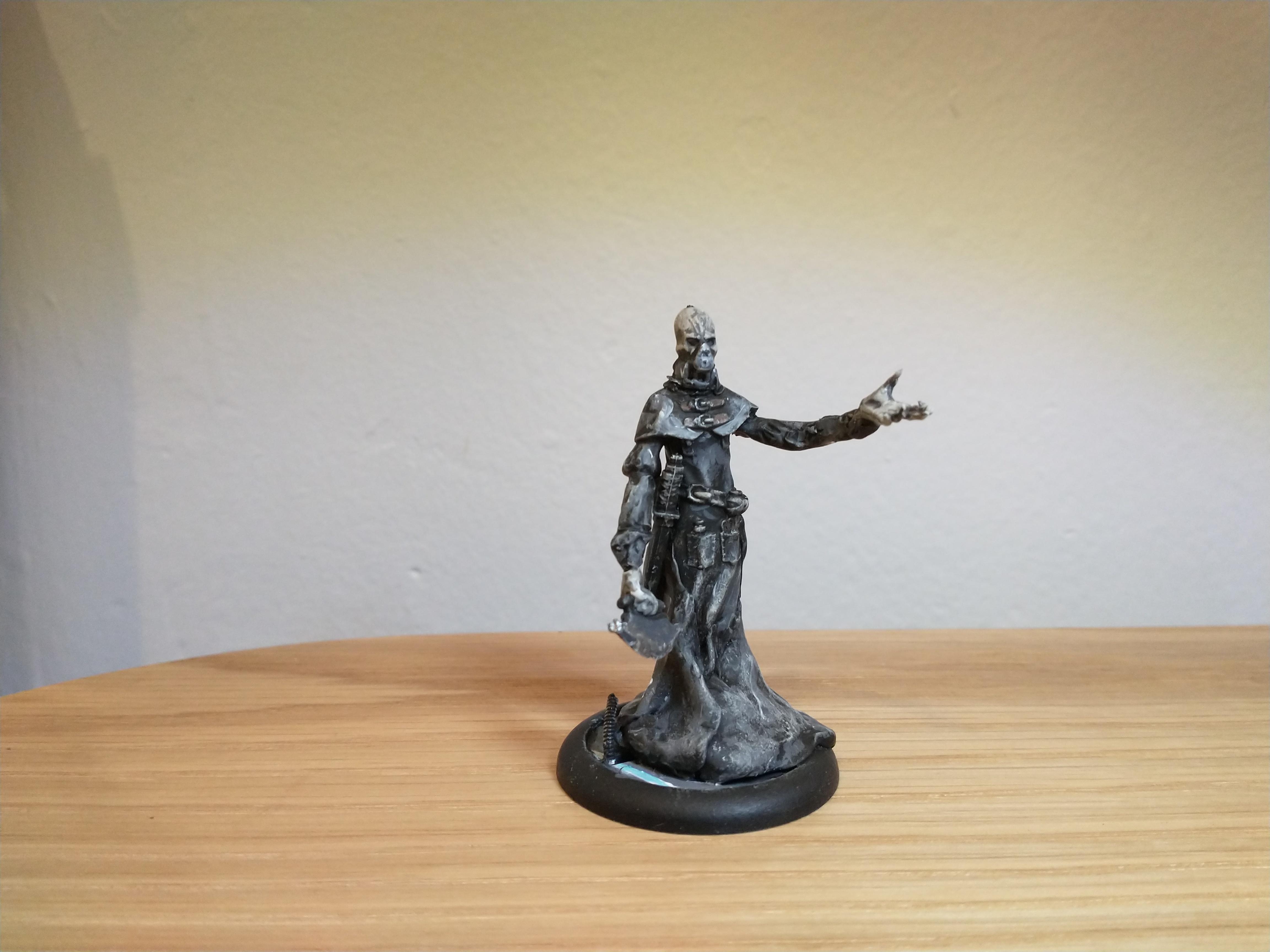 3d Print, Printed Flesh Stalker