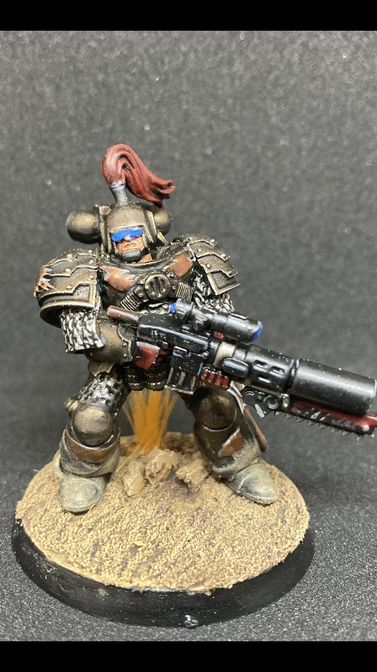 Conversion, Thunder Warriors