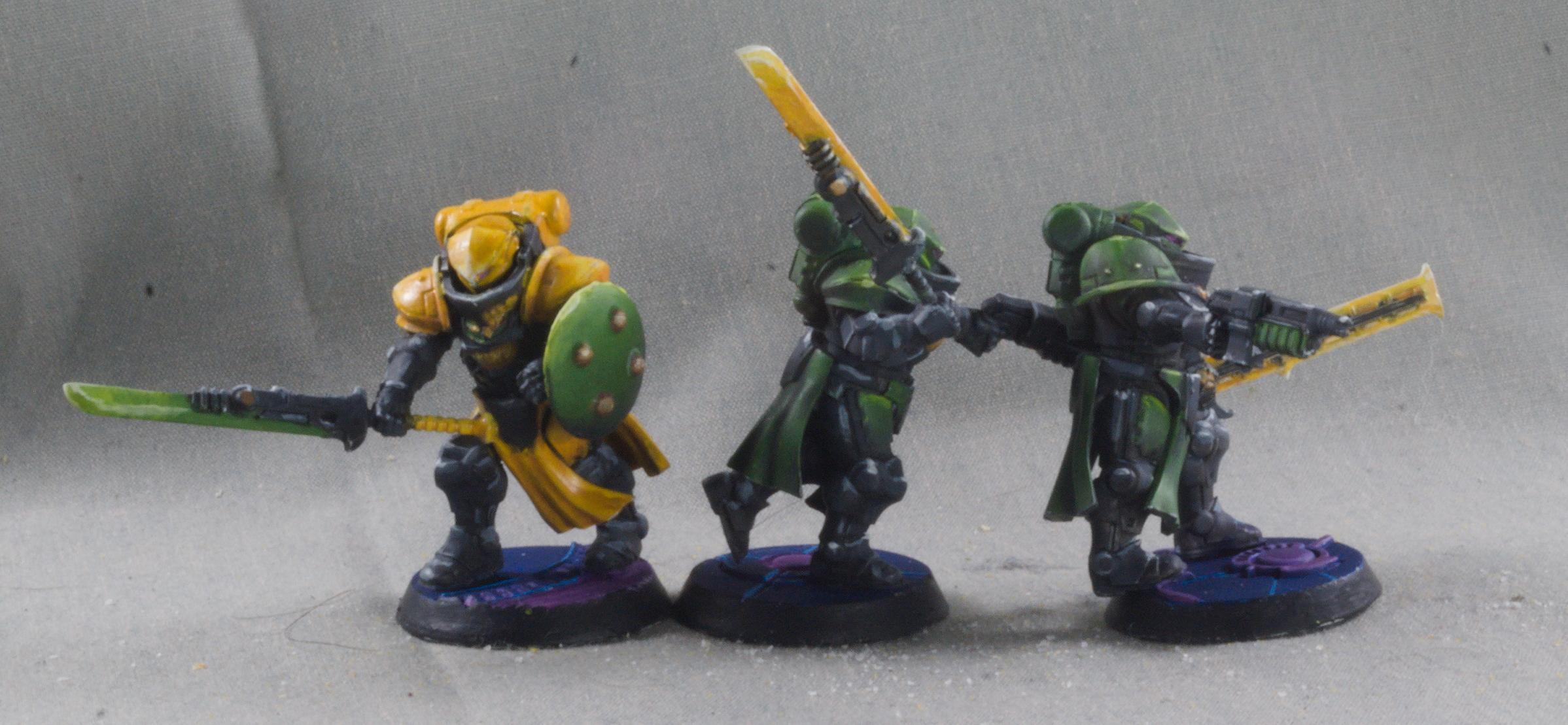 Dreamforge Games, Iron Core, Power Armor, Proxy, Space Marines, Valkir