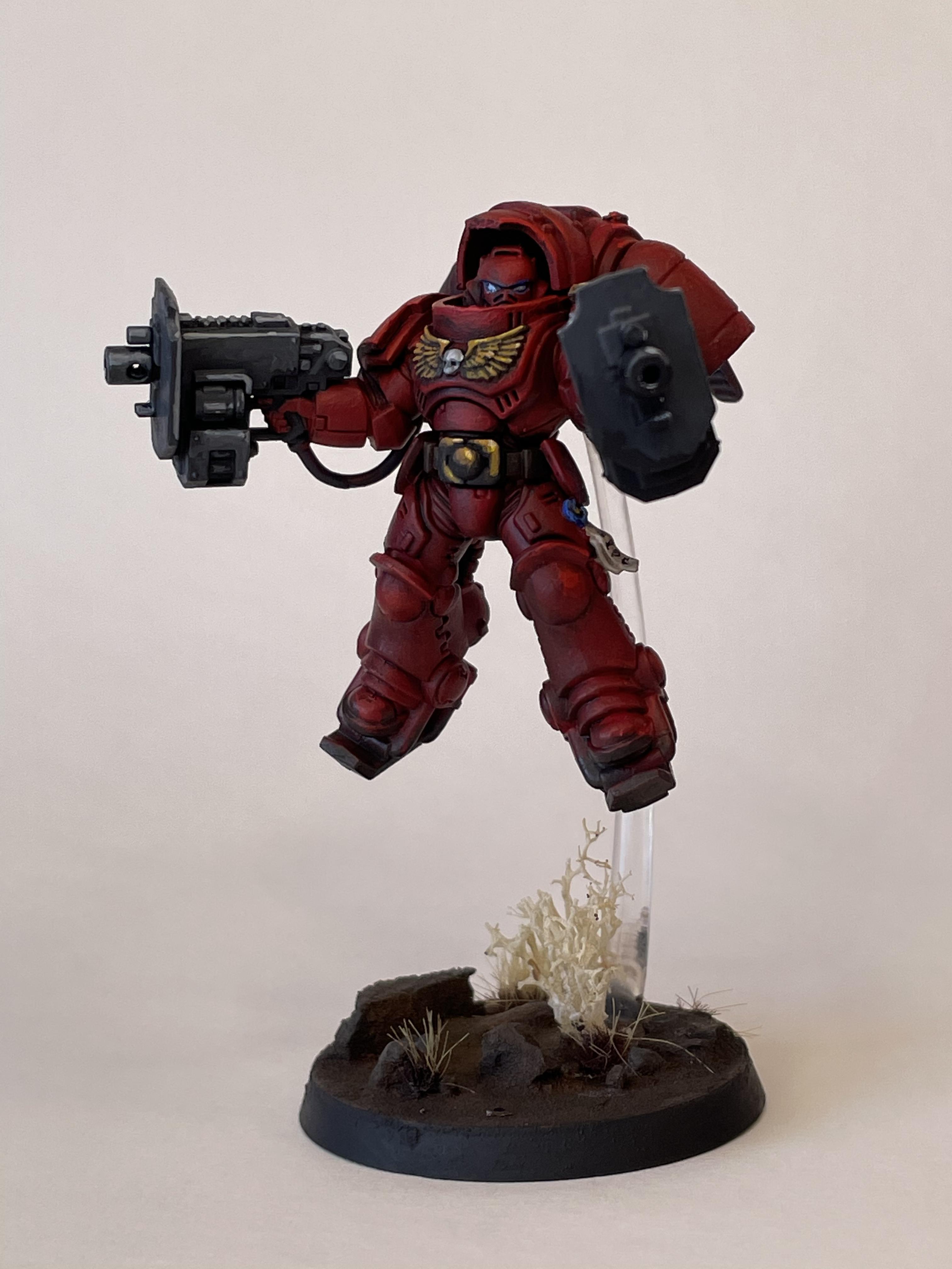 Inceptor, Primaris, Space Marines